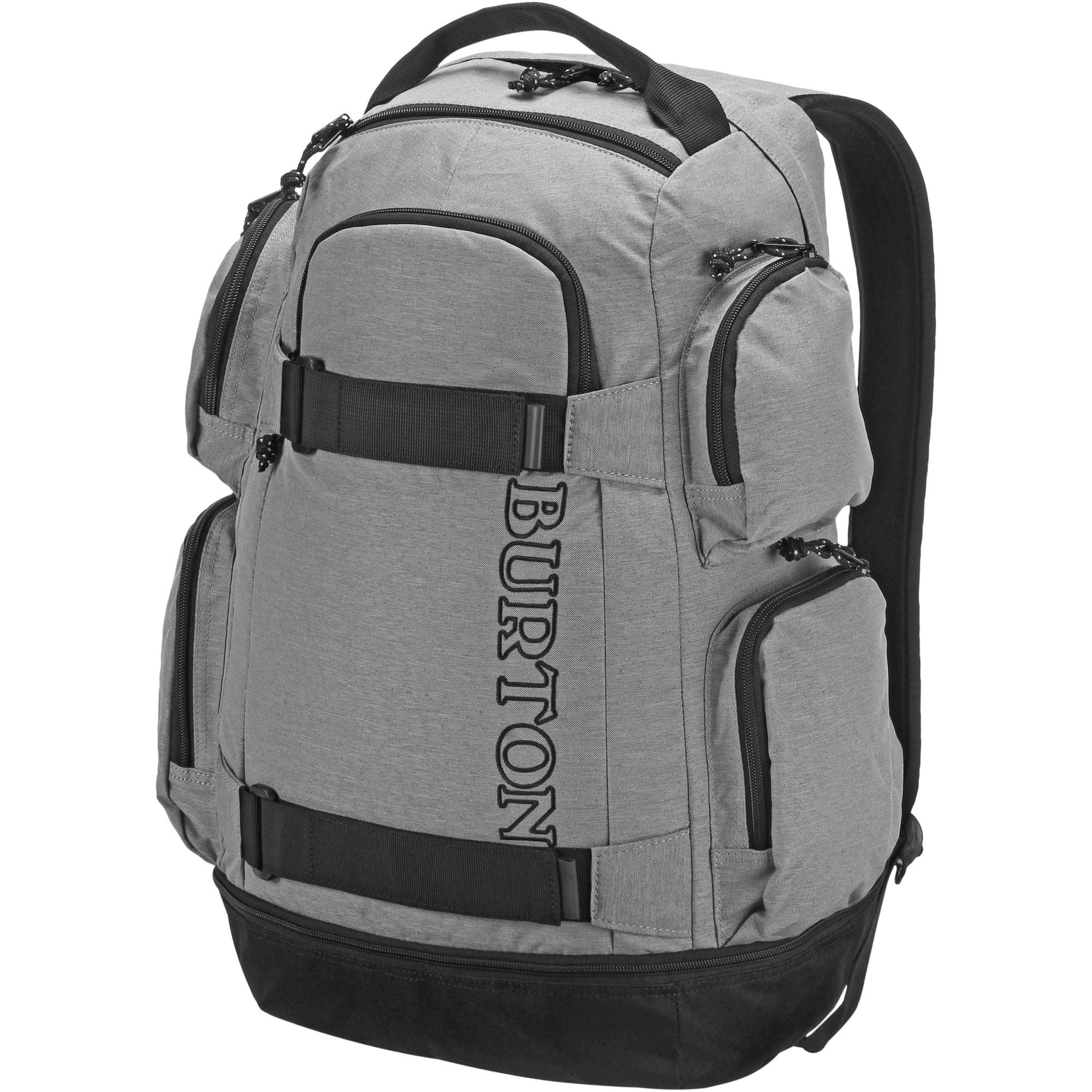 'DISTORTION PACK X' Daypack | Taschen > Rucksäcke > Tourenrucksäcke | Grau - Schwarz | Burton