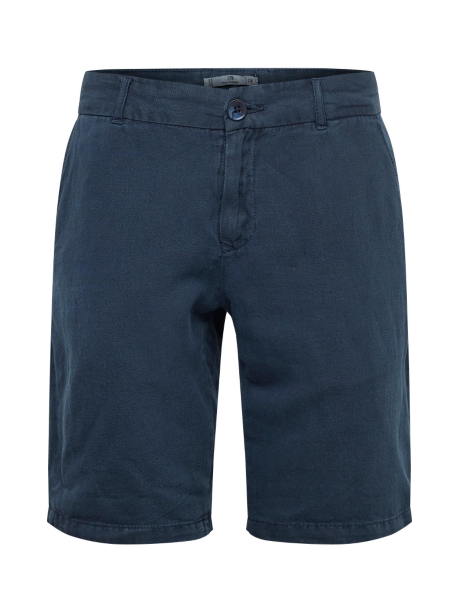 Kalhoty Mitaja námořnická modř LTB
