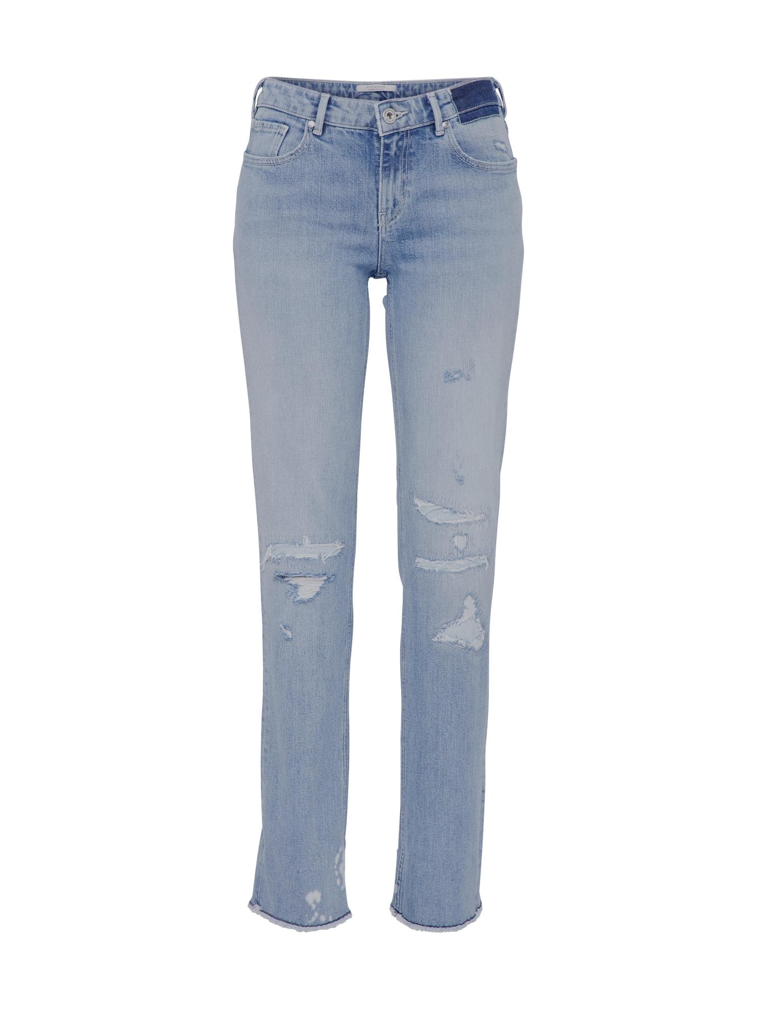 SCOTCH  and  SODA Dames Jeans Supreme blue denim