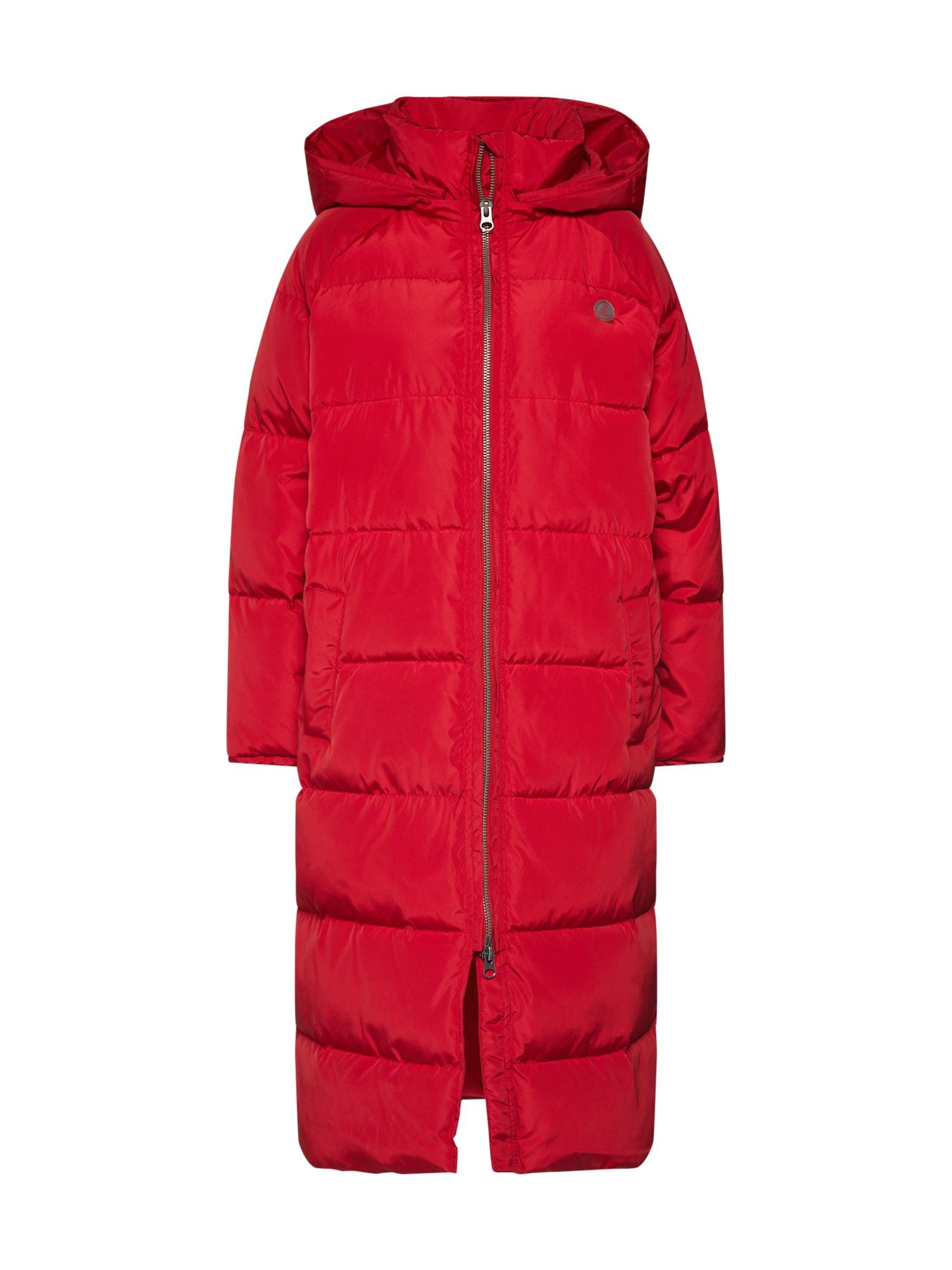 Zimní kabát LAURENA červená Herrlicher