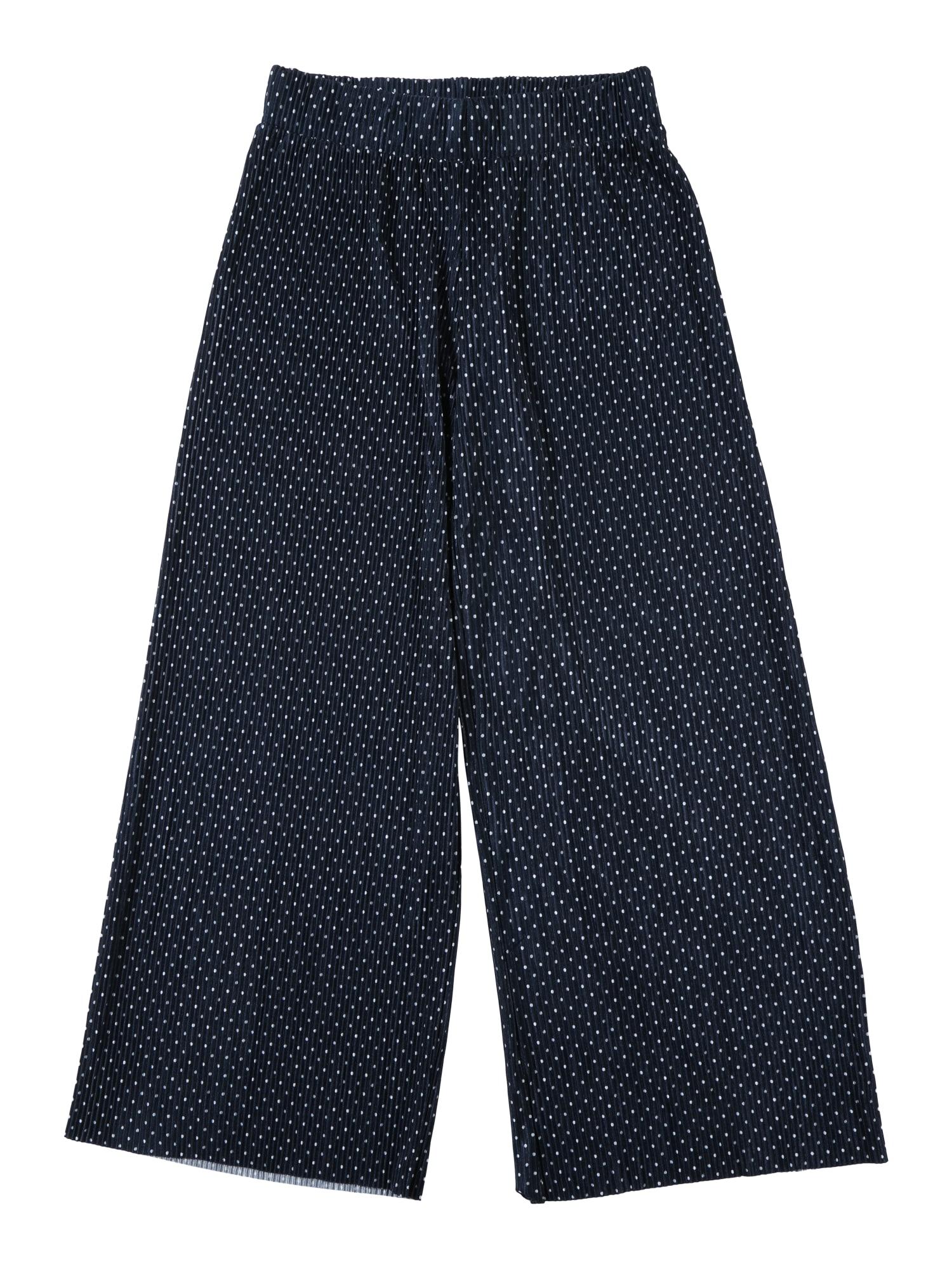 Kalhoty NKFDAMETTE PANTS námořnická modř NAME IT