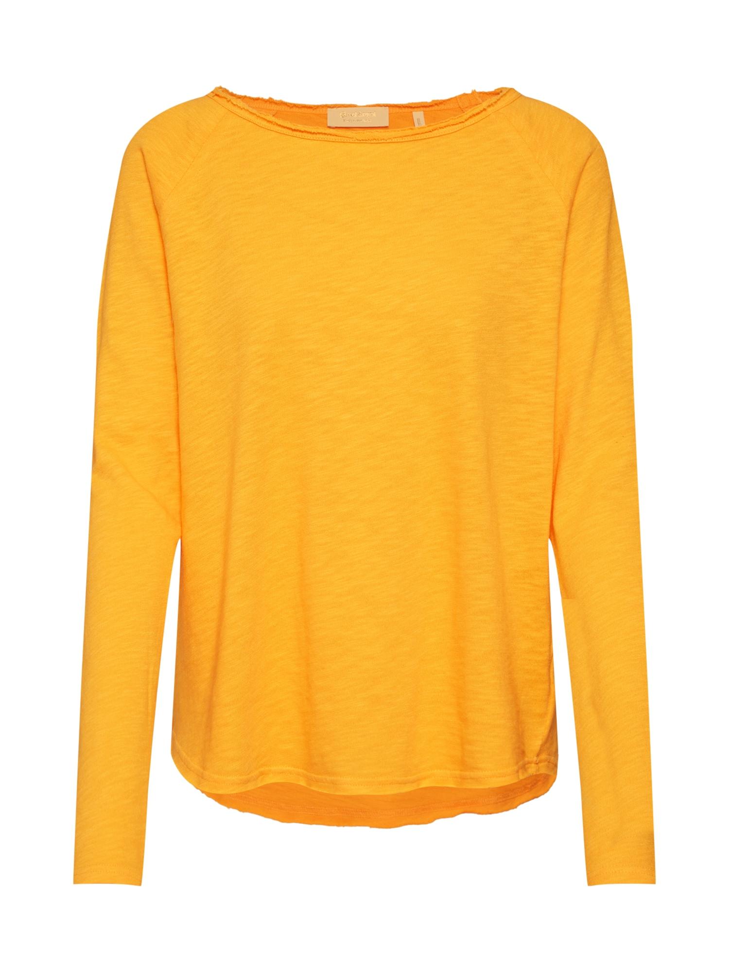 Tričko oranžová Rich & Royal