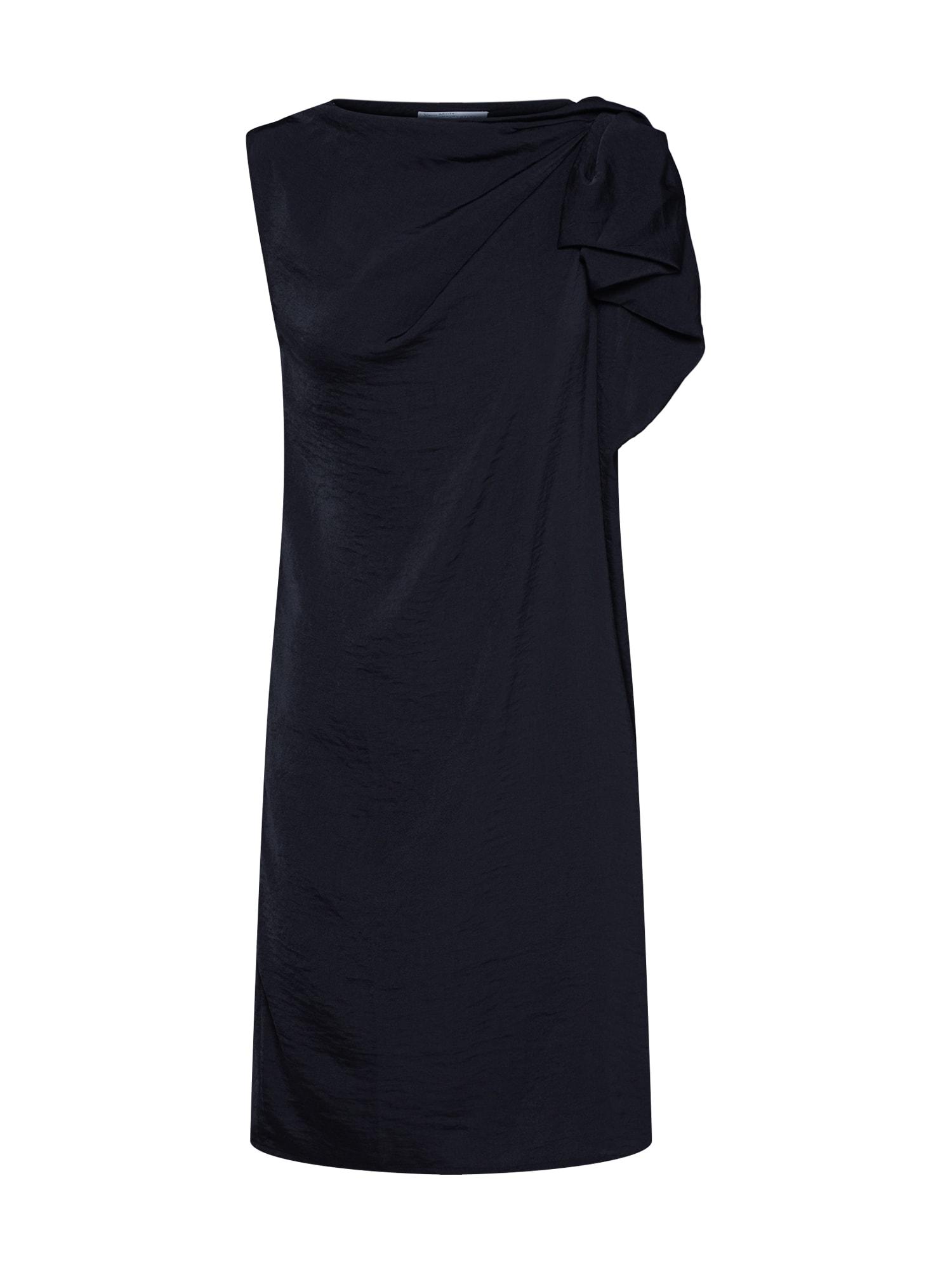 Vero Moda Copenhagen STUDIO Sukienka koktajlowa  czarny