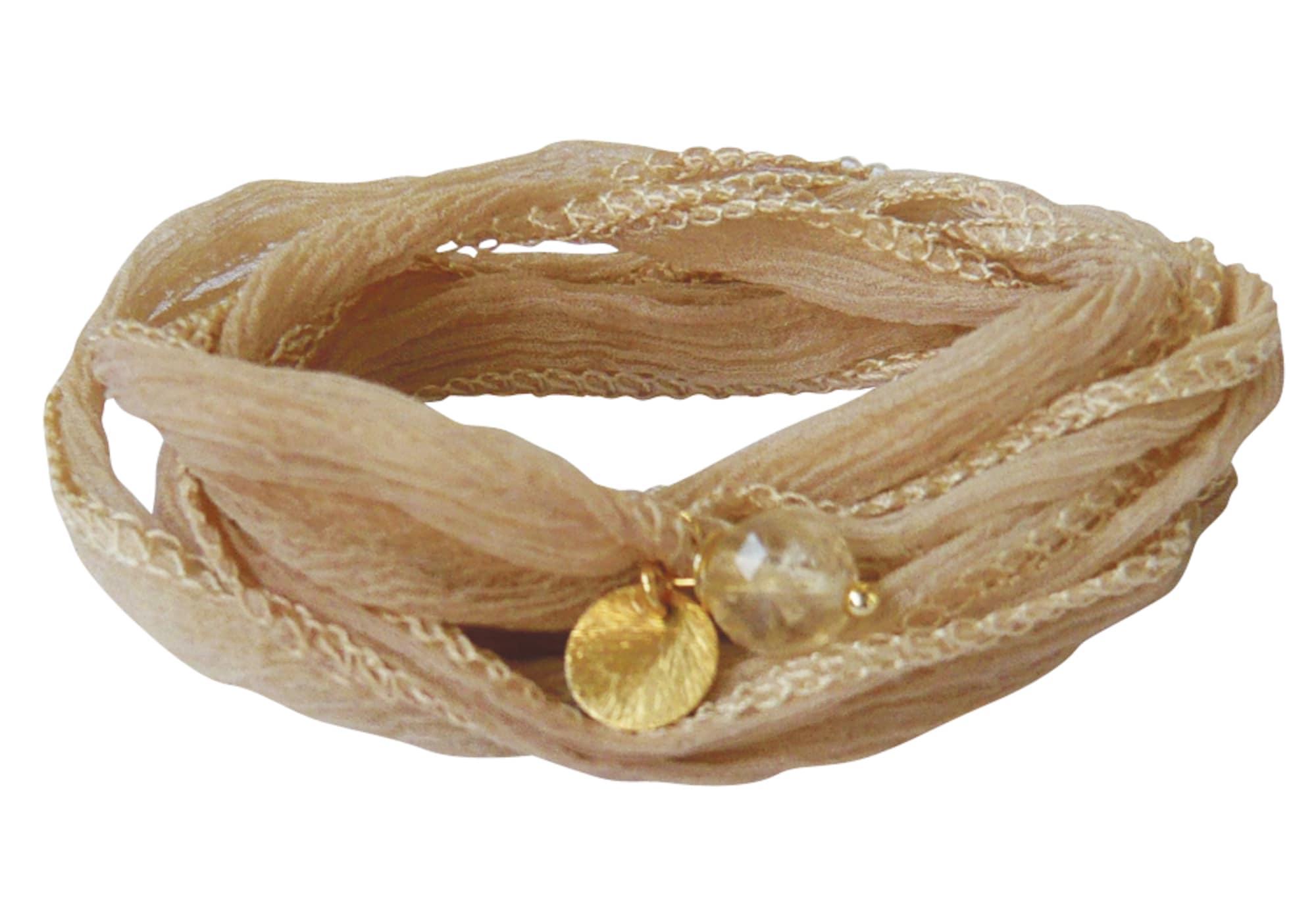Wickel-Armband 'Mychakra' | Schmuck > Armbänder > Wickelarmbänder | YOGISTAR.COM
