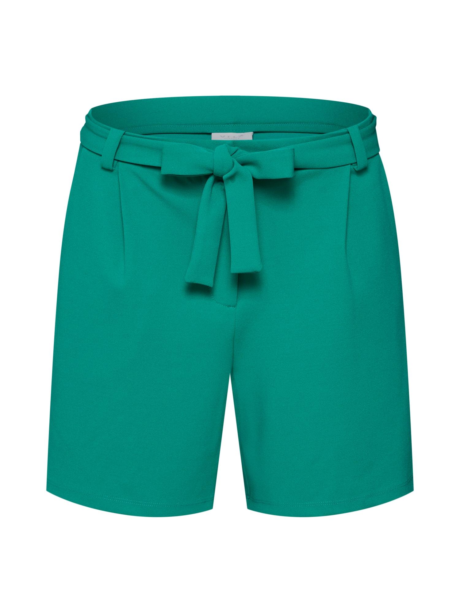Kalhoty LOAN zelená VILA