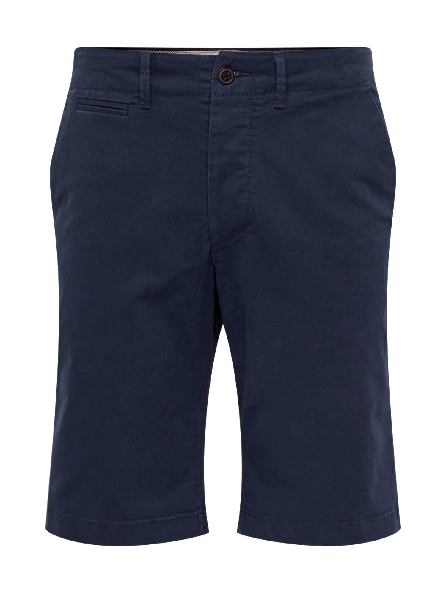 Chino kalhoty Enzo tmavě modrá JACK & JONES
