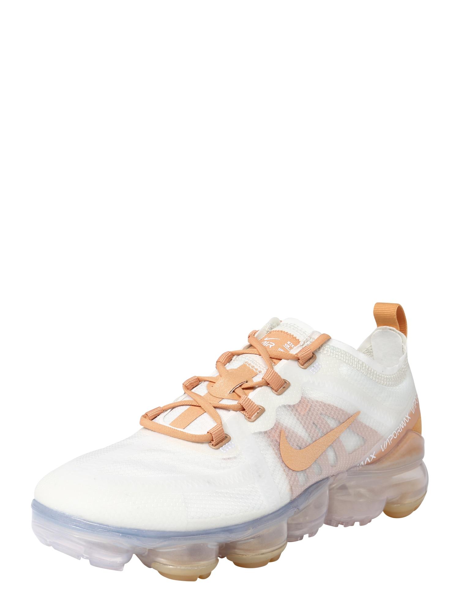 Tenisky AIR VAPORMAX růžová bílá Nike Sportswear