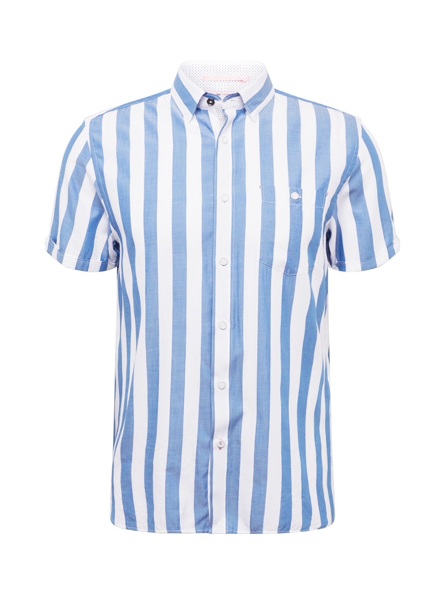 Košile marki modrá bílá Ted Baker