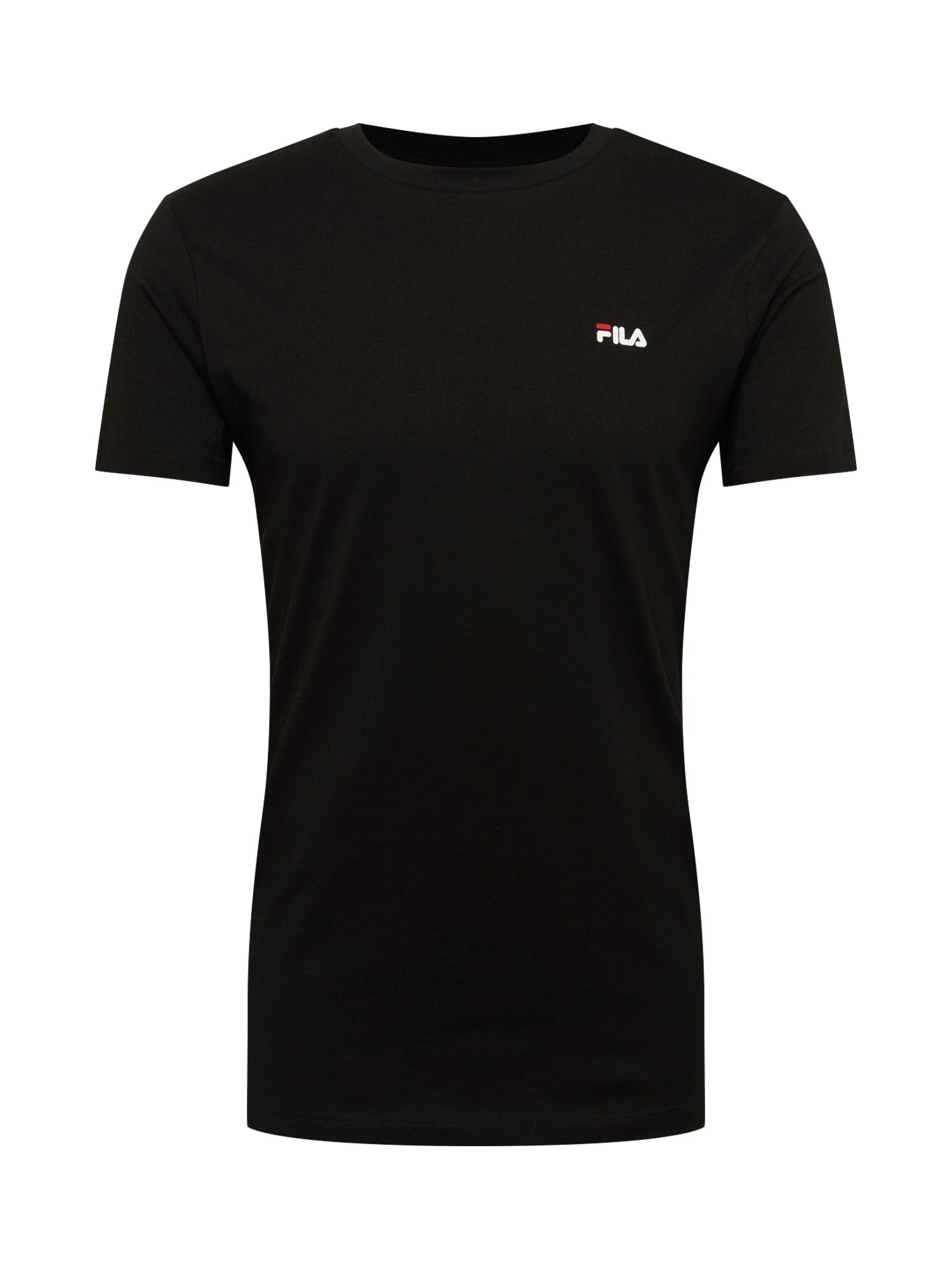 Tričko TALAN Tee SS  černá FILA