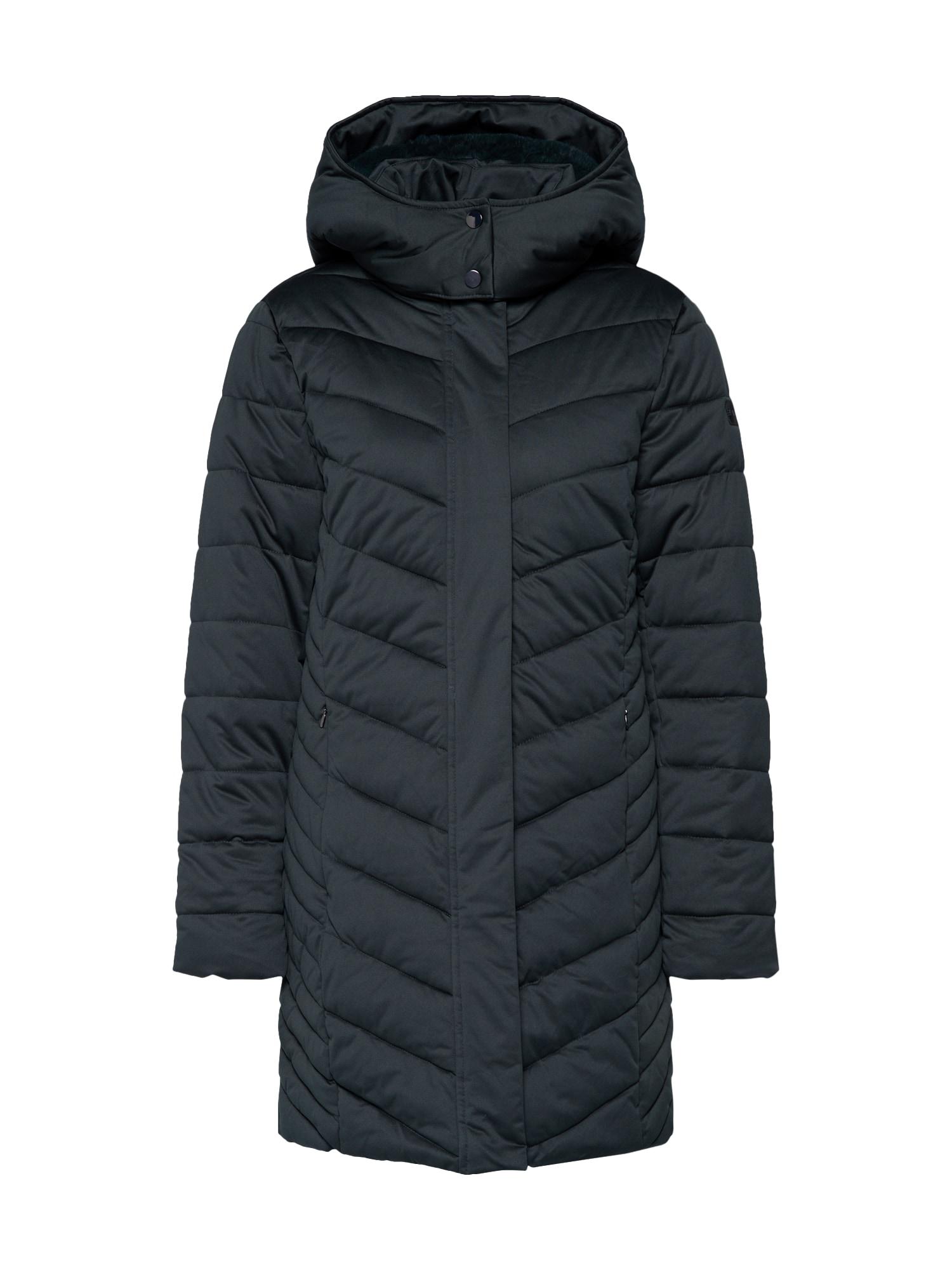 Zimní kabát Polyfiller jedle ESPRIT