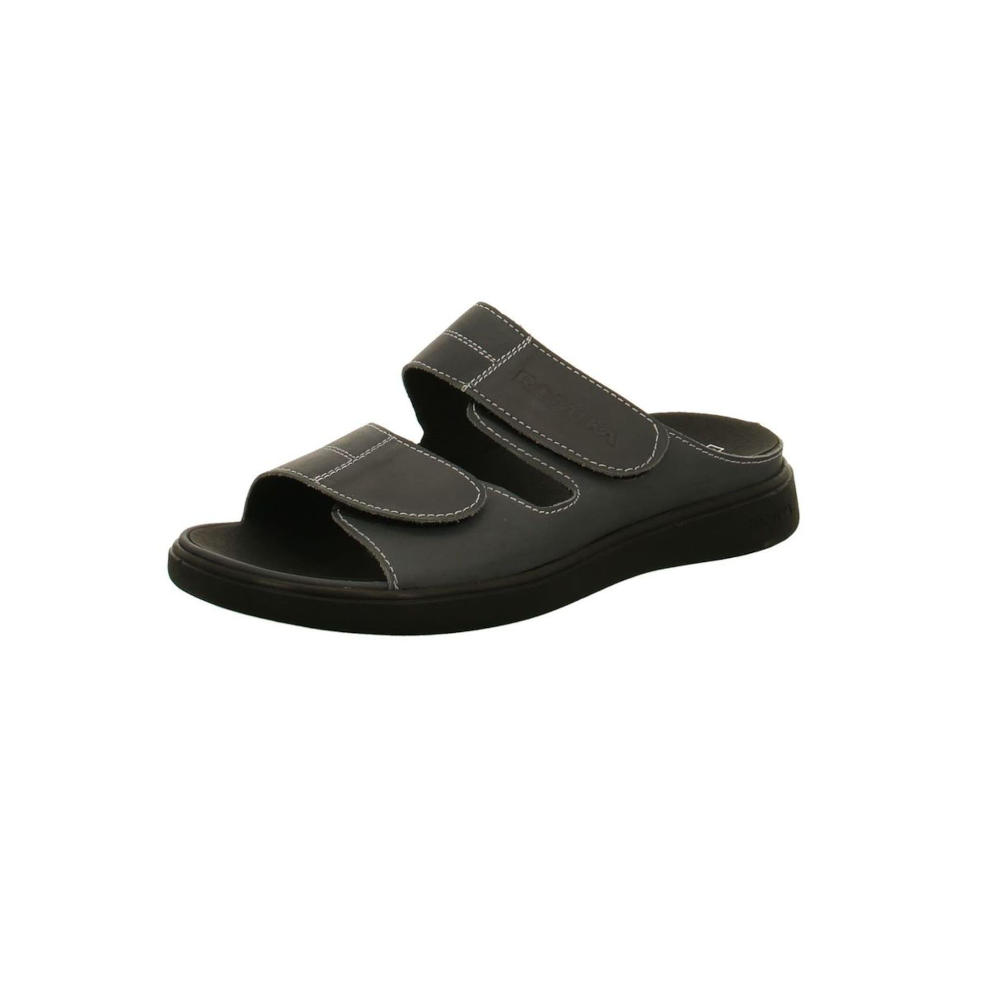 Pantoletten | Schuhe > Clogs & Pantoletten | Dunkelblau | ROMIKA