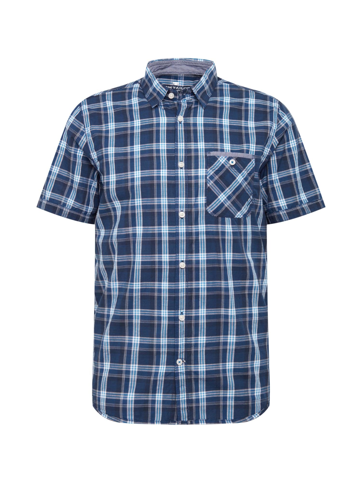 Košile modrá TOM TAILOR