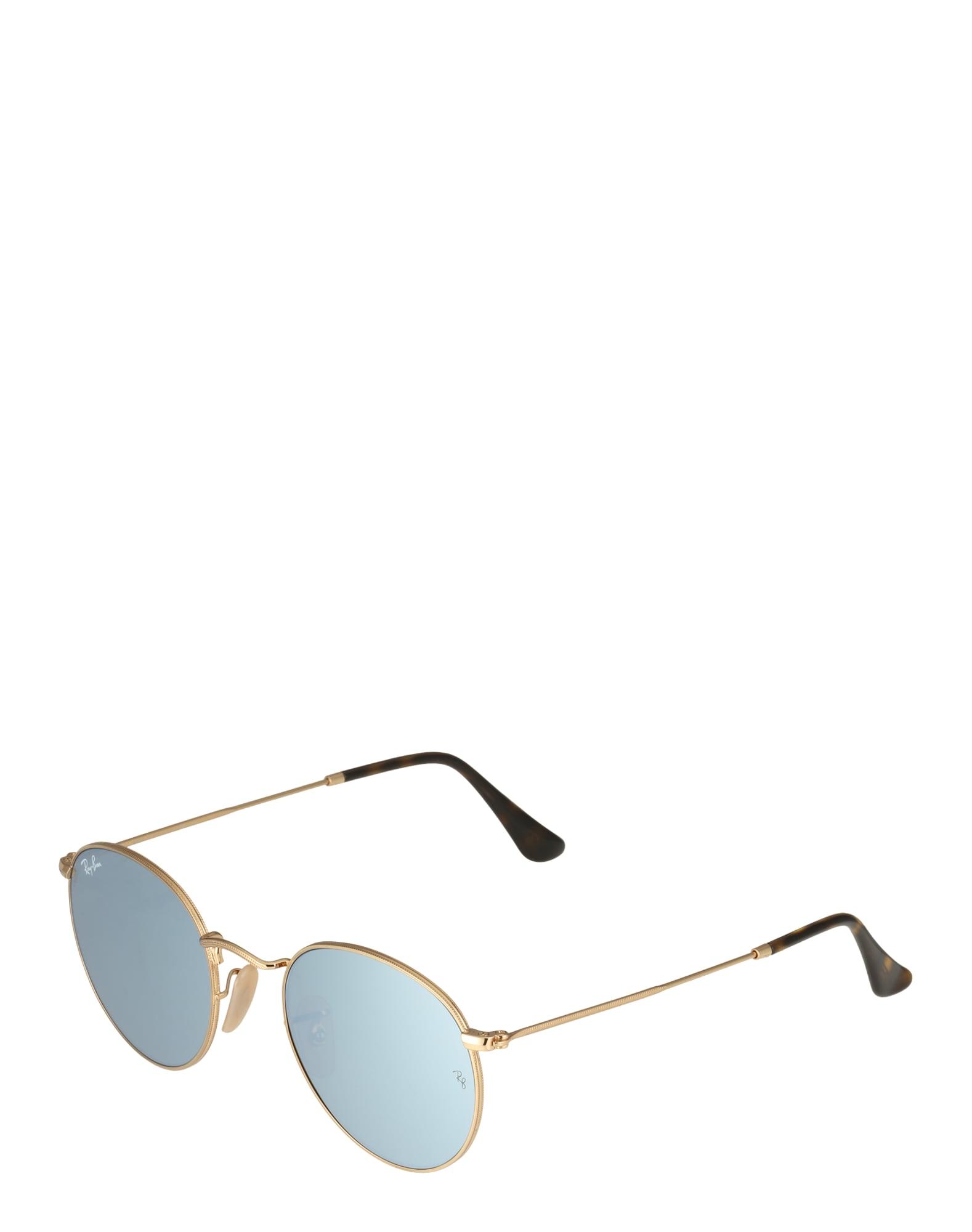 Sluneční brýle Round zlatá šedá Ray-Ban