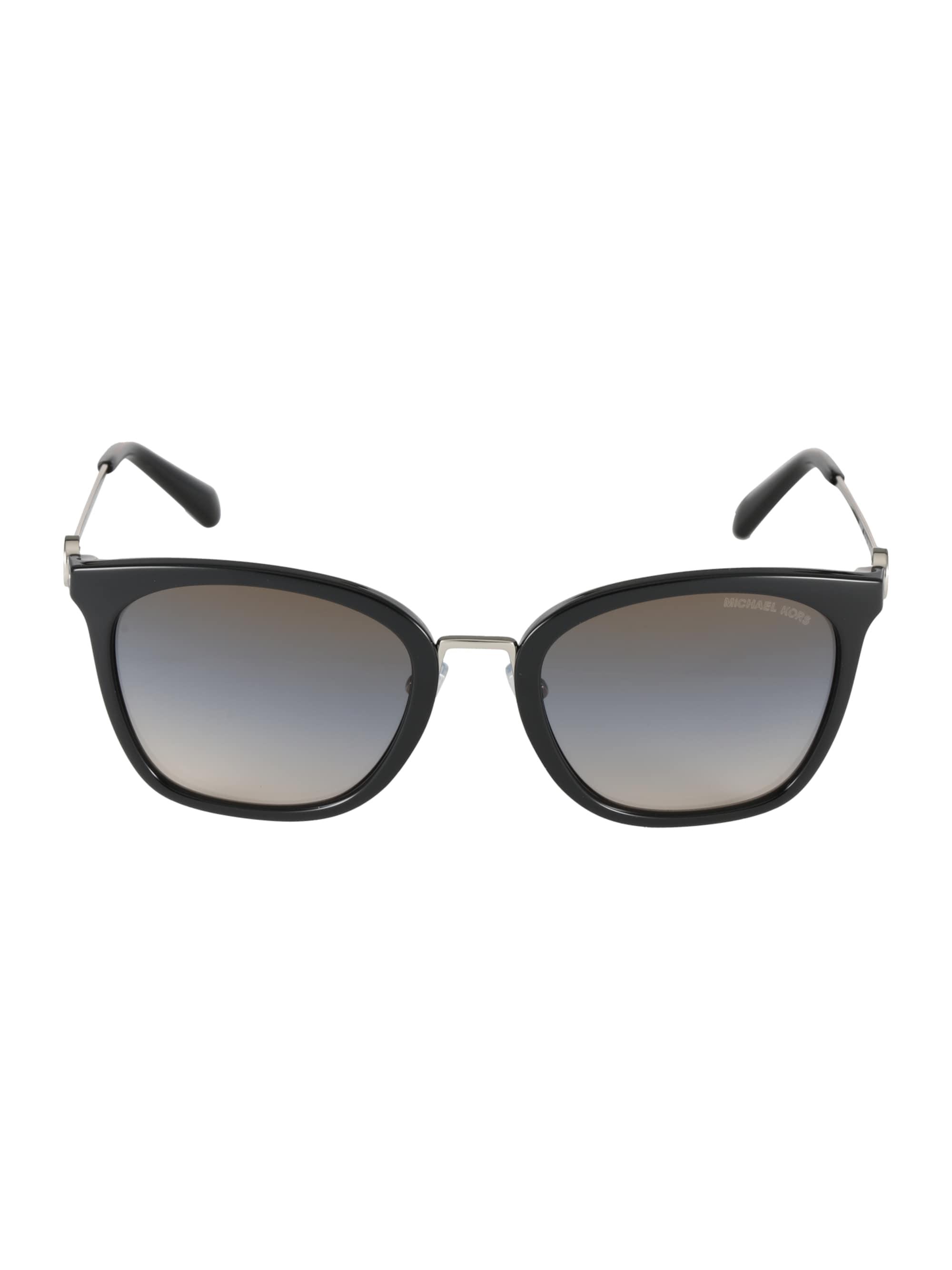 Michael Kors Okulary przeciwsłoneczne 'LUGANO'  czarny