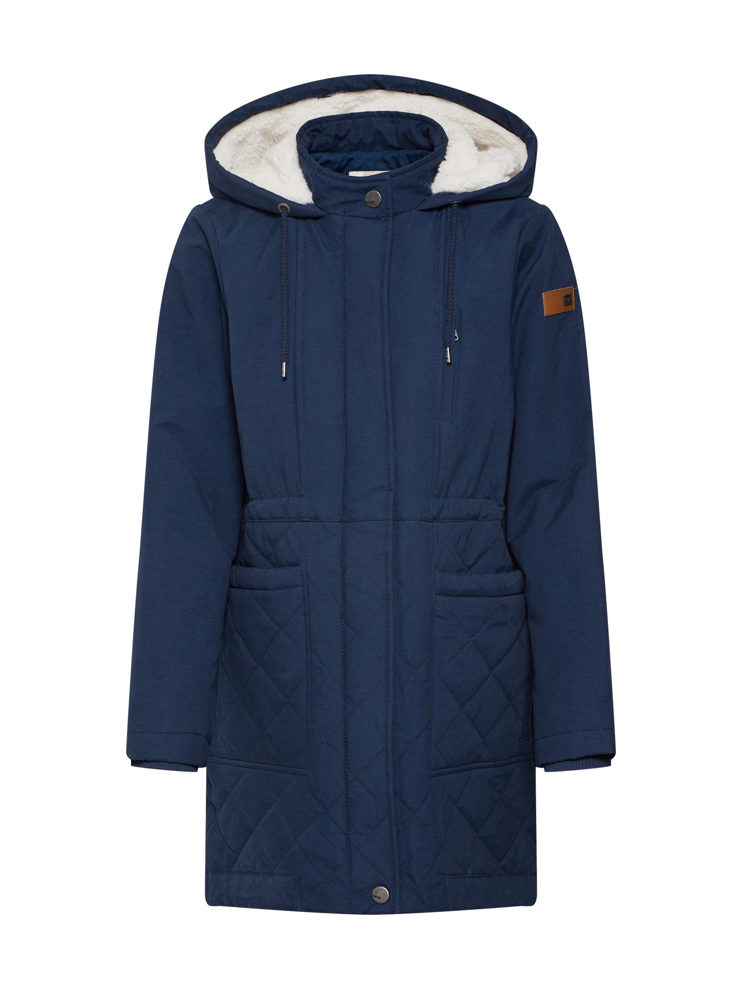 Zimní kabát SLALOMCHIC marine modrá ROXY