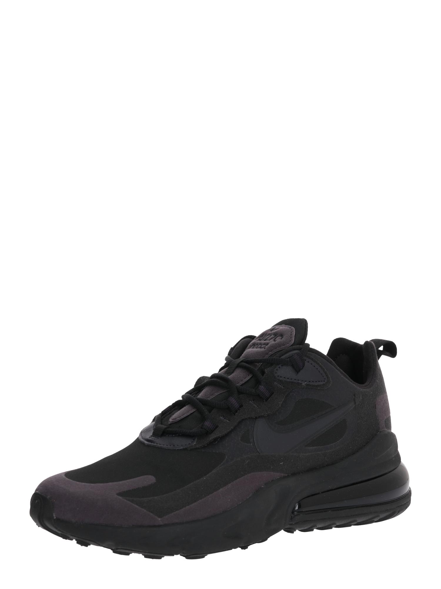 Nike Sportswear Nízke tenisky 'Nike Air Max 270 React'  tmavosivá / čierna