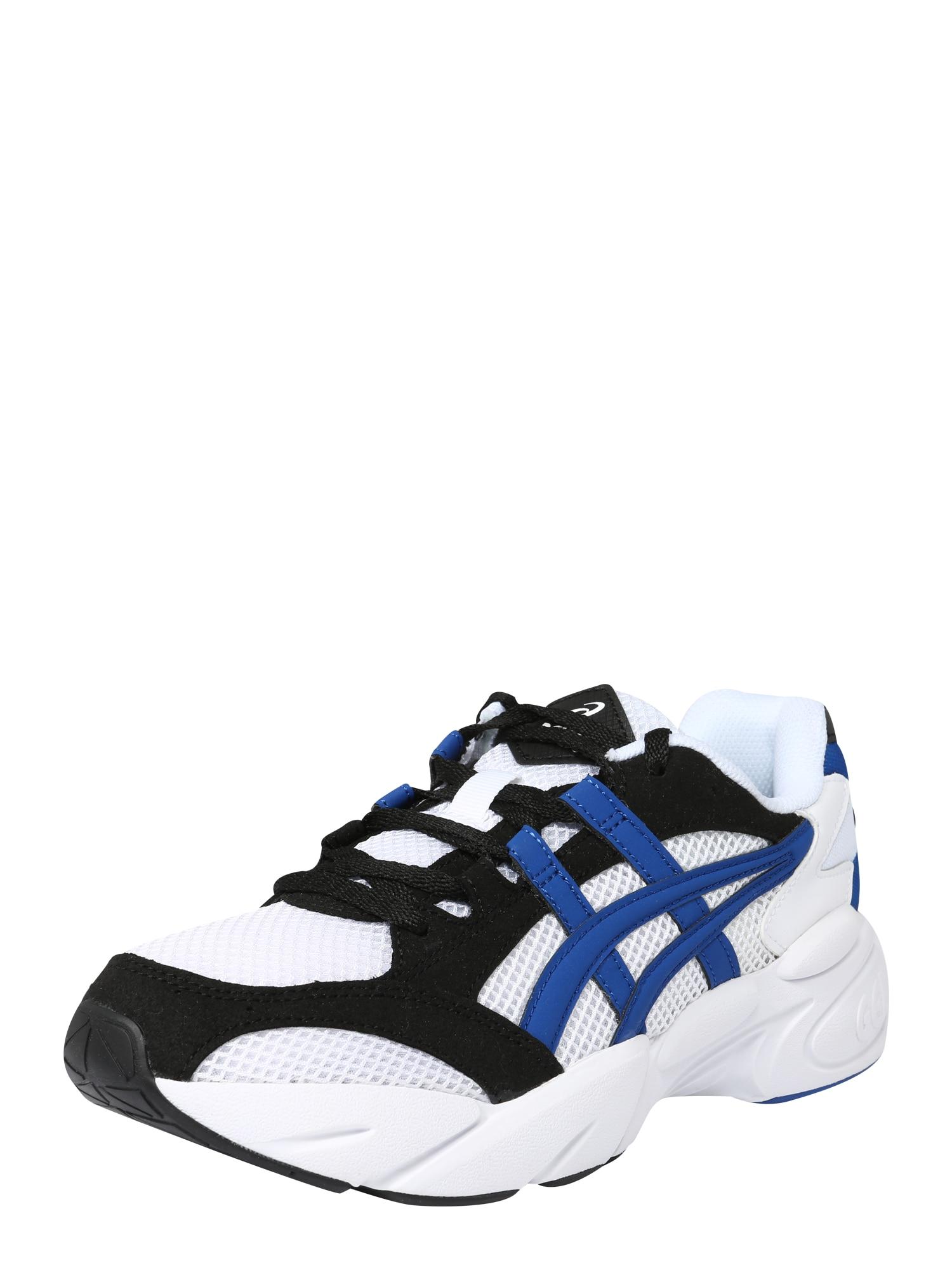 Tenisky GEL-BONDI tmavě modrá černá bílá Asics Tiger