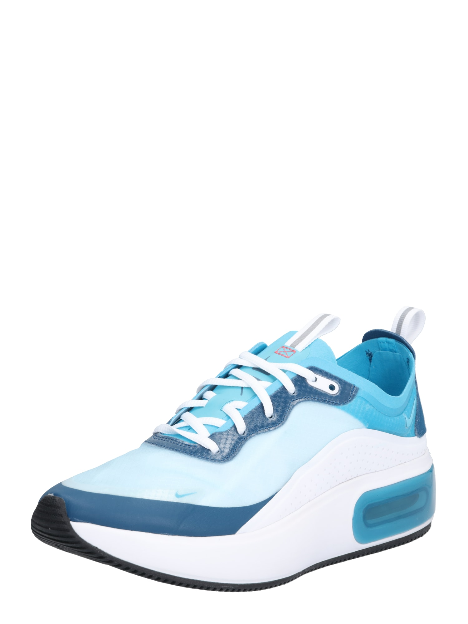 Nike Sportswear, Dames Sneakers laag 'Nike Air Max Dia SE', blauw / lichtblauw / wit
