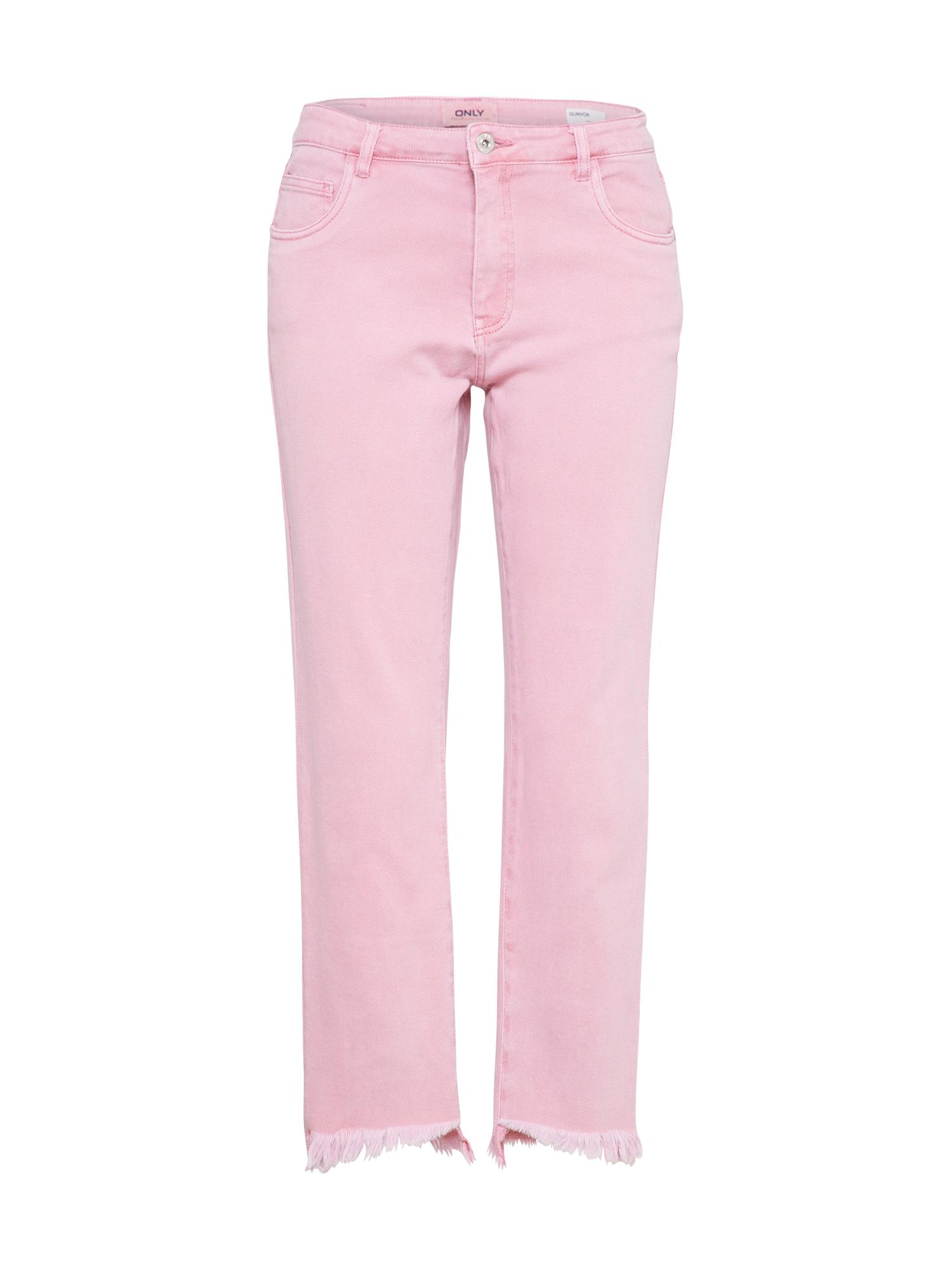 Džíny onlGUNVOR pink ONLY