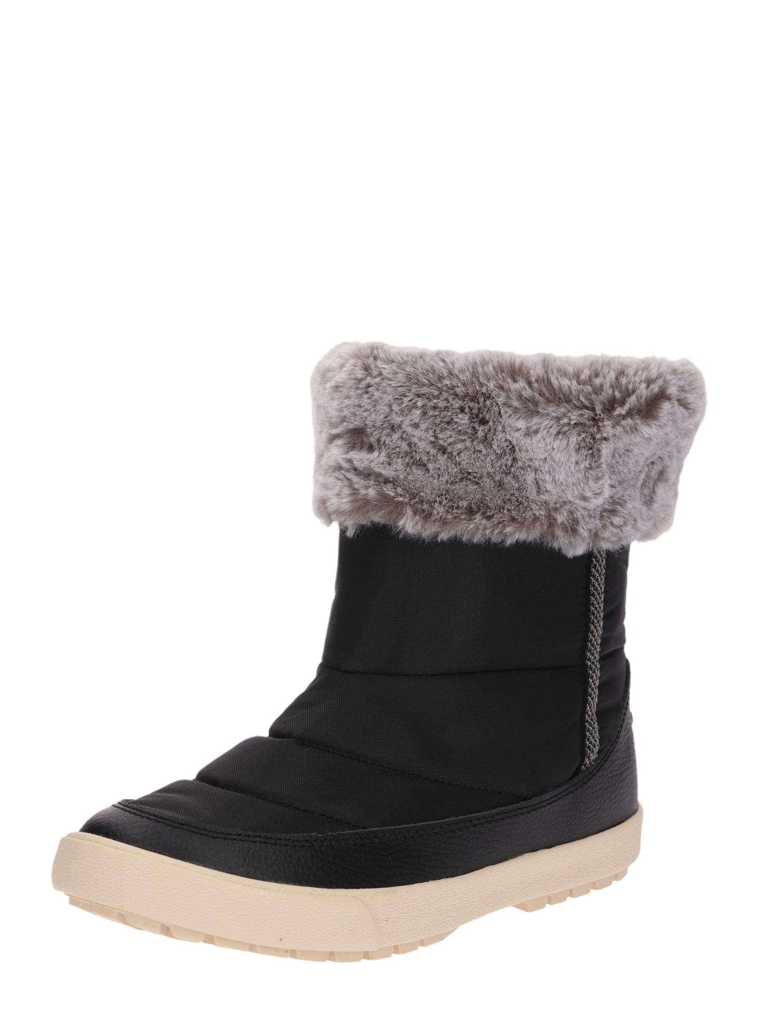 ROXY, Dames Snowboots 'JUNEAU', grijs / zwart