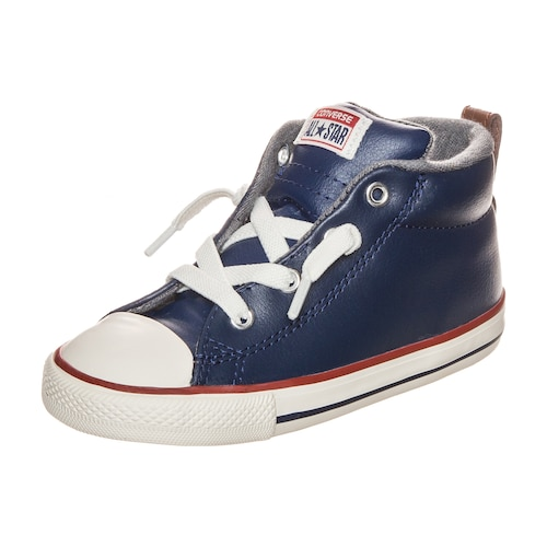 Chuck Taylor All Star Street Mid Sneaker Kleinkinder