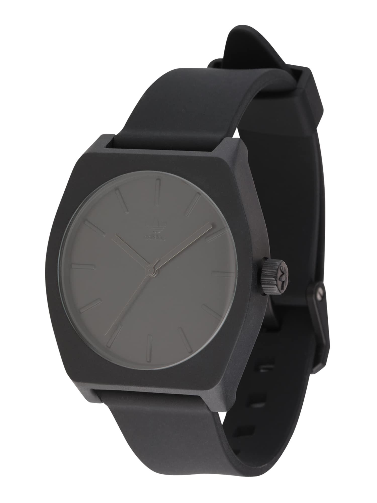 Analogové hodinky Process_SP1 černá ADIDAS ORIGINALS