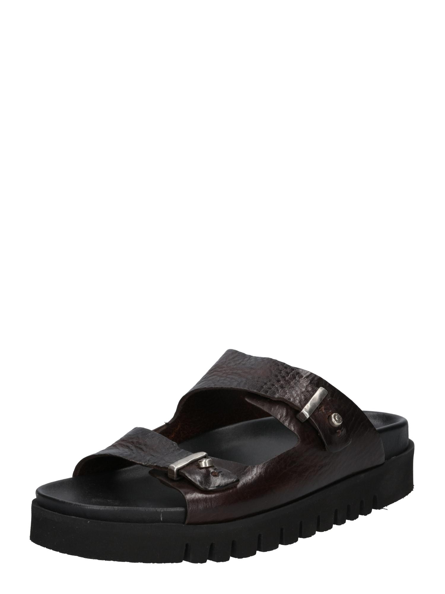 Sandály AMPLIFY černá A.S.98