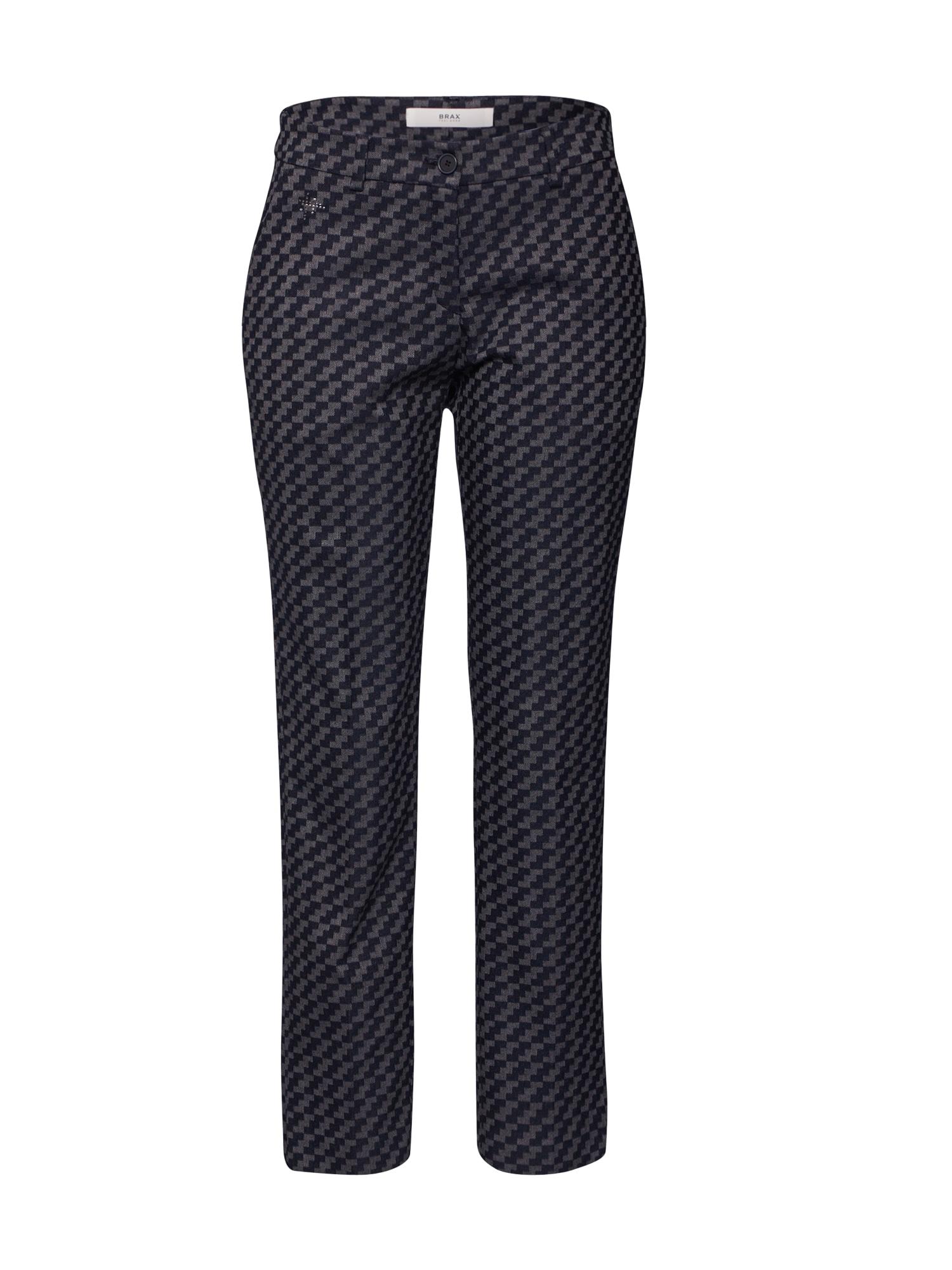 BRAX Chino nohavice 'MARON'  námornícka modrá