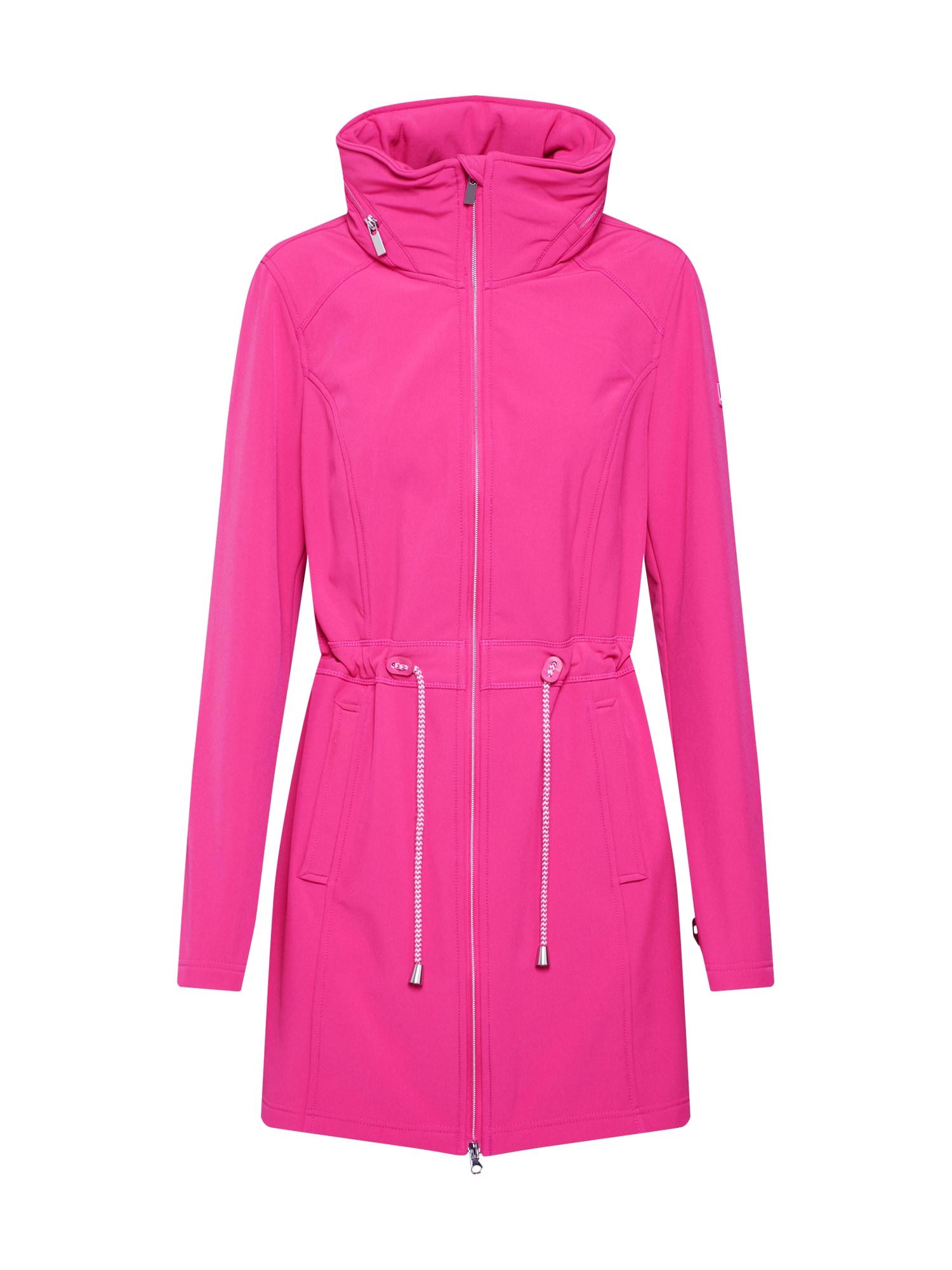 Přechodný kabát pink STREET ONE