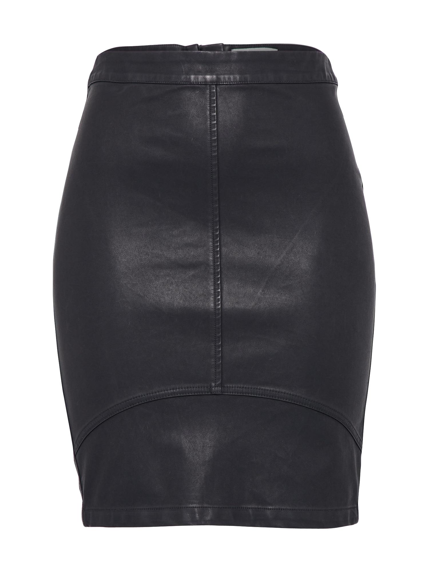 Sukně Tilla Skirt černá Minimum