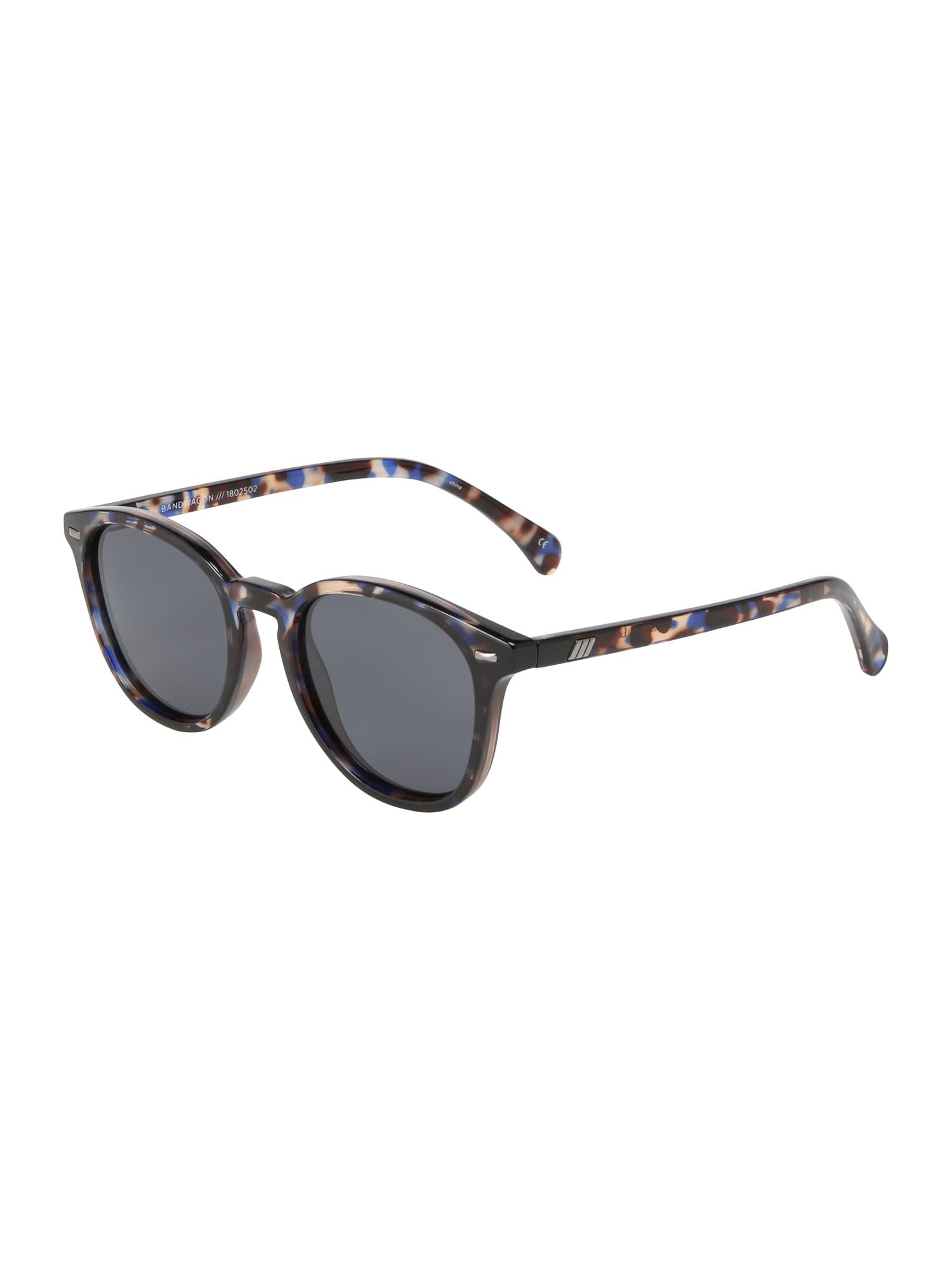 Sluneční brýle Bandwagon námořnická modř hnědá LE SPECS