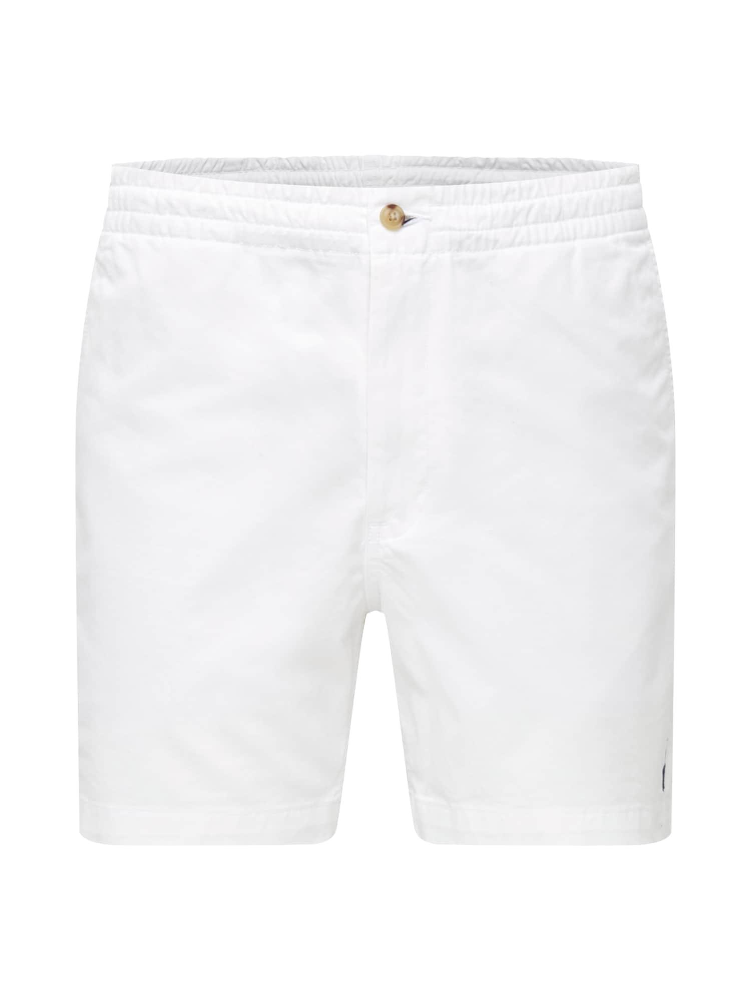 Kalhoty bílá POLO RALPH LAUREN