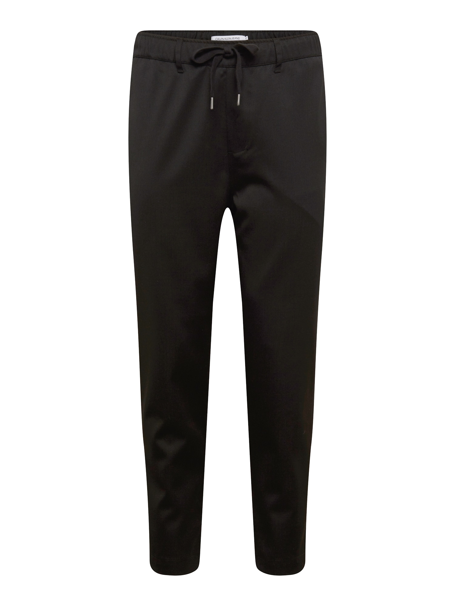 Kalhoty NEW GALFOS COEA FABRIC černá Calvin Klein Jeans
