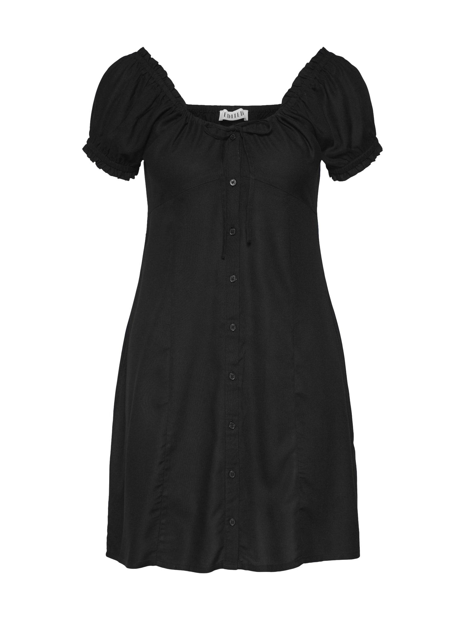 Šaty Bryce černá EDITED