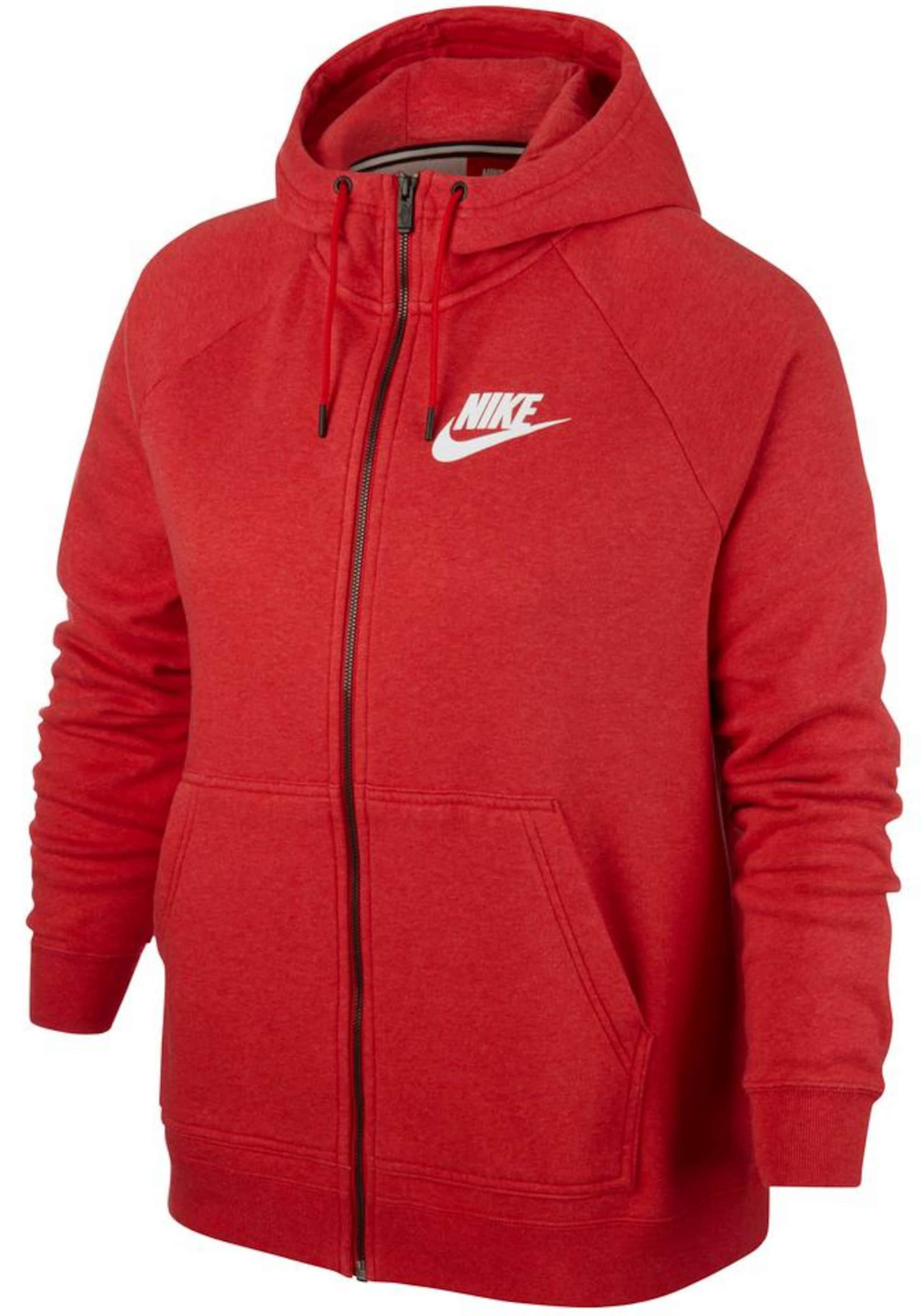 Kapuzensweatjacke ´RALLY HOODIE FZ SB EXT PLUS ...