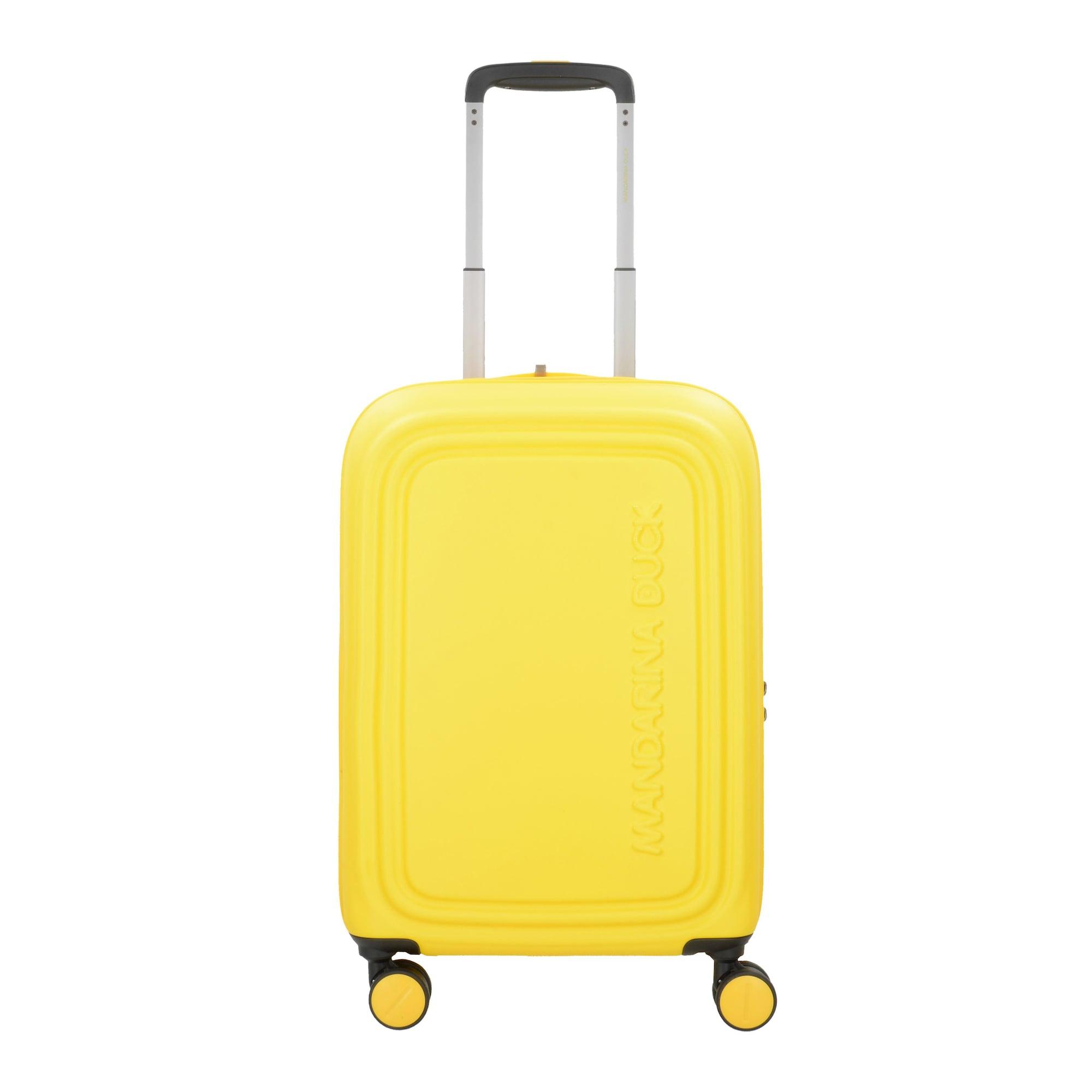 Trolley | Taschen > Koffer & Trolleys > Trolleys | Gelb | Mandarina Duck