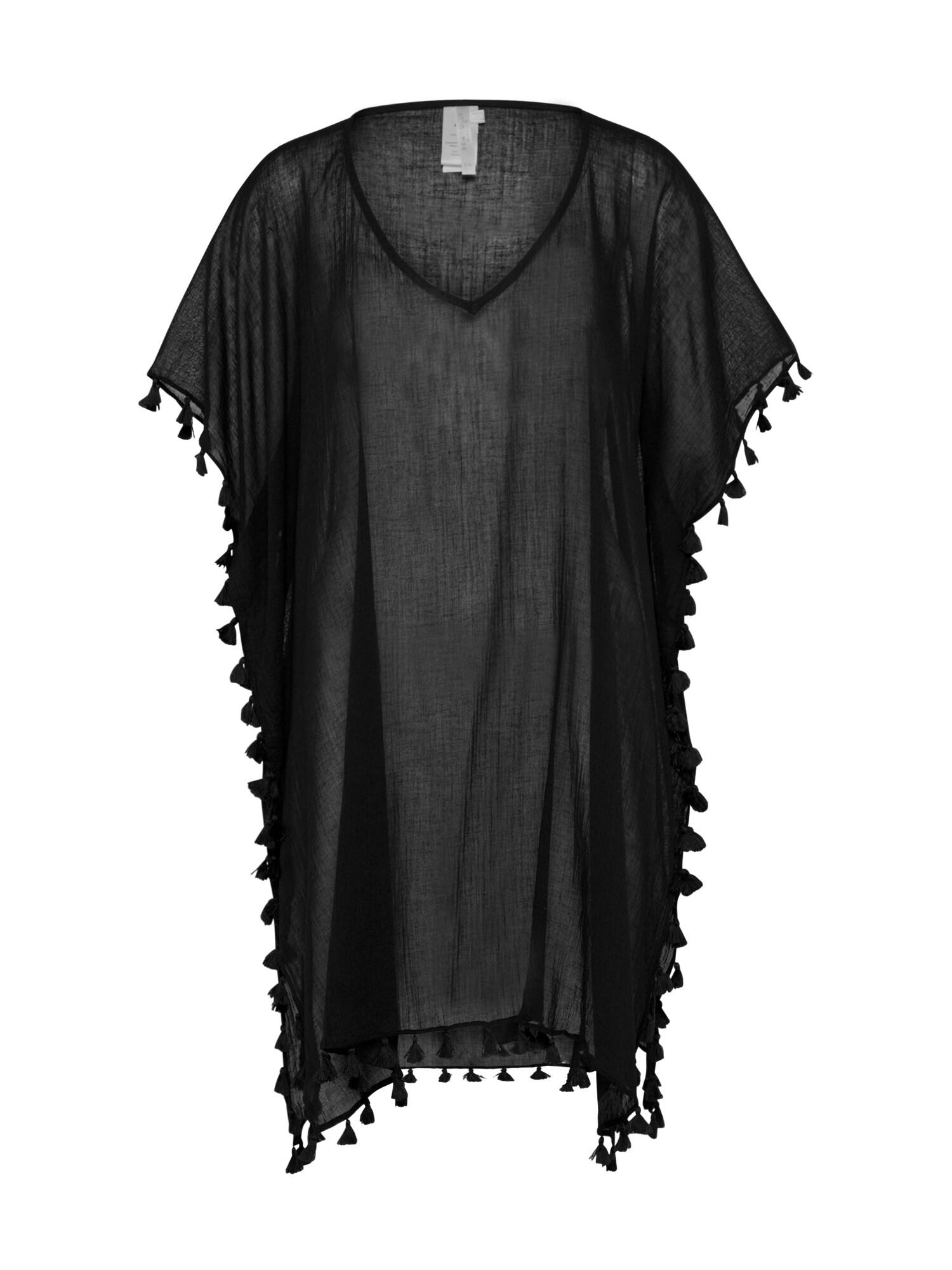 Letní šaty Amnesia černá Seafolly