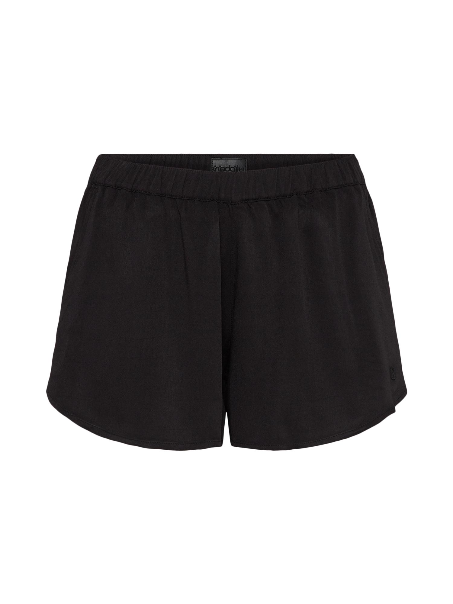 Kalhoty Civic černá Iriedaily