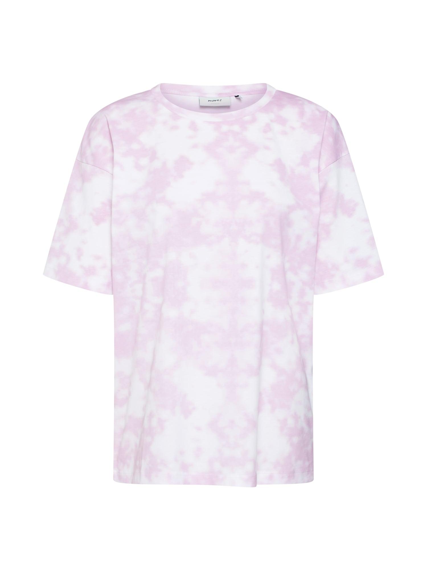Tričko růžová Moves