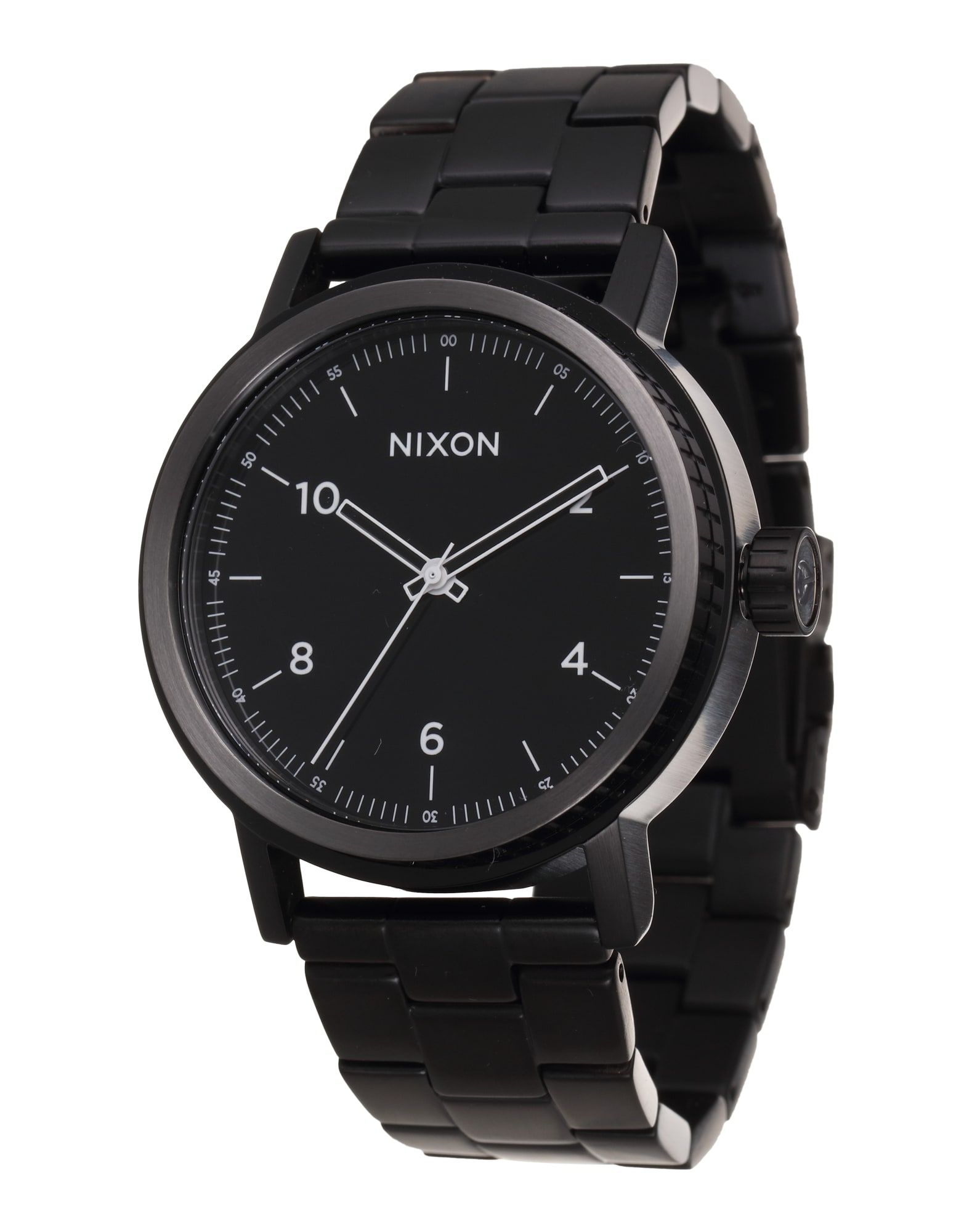 Analogové hodinky Stark černá Nixon