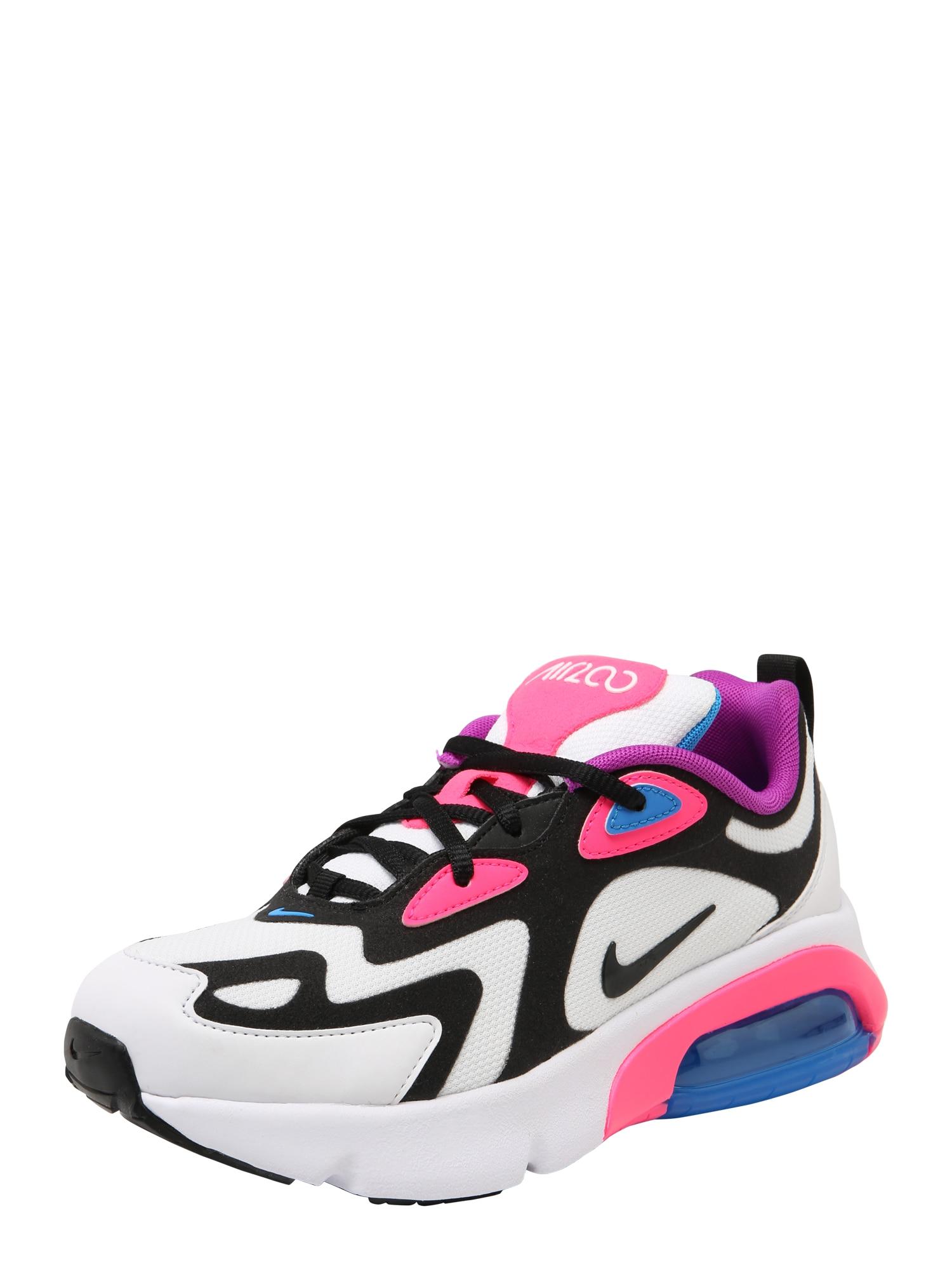 Tenisky AIR MAX 200 mix barev bílá Nike Sportswear