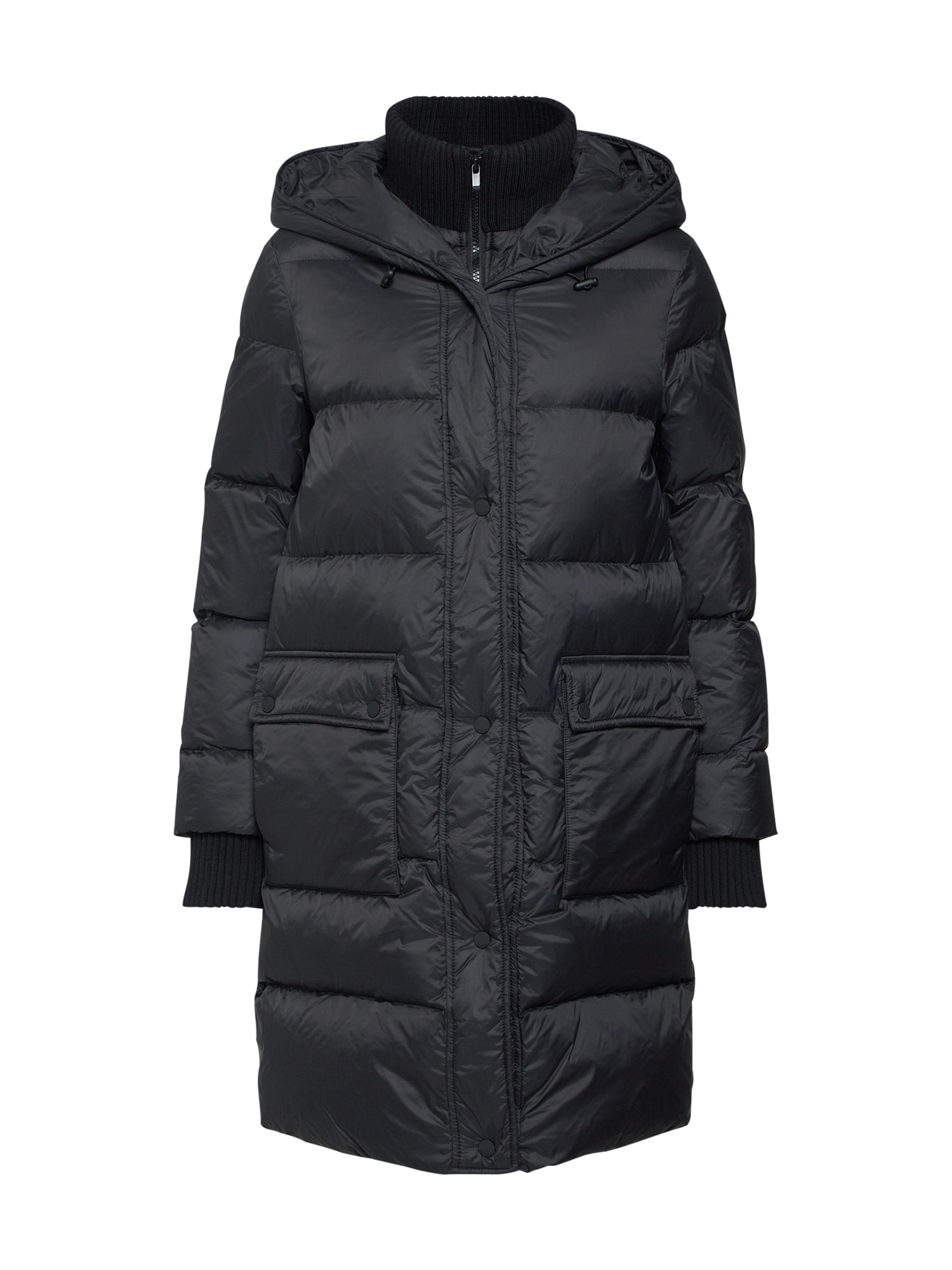 Zimní kabát Femisa-1 černá HUGO