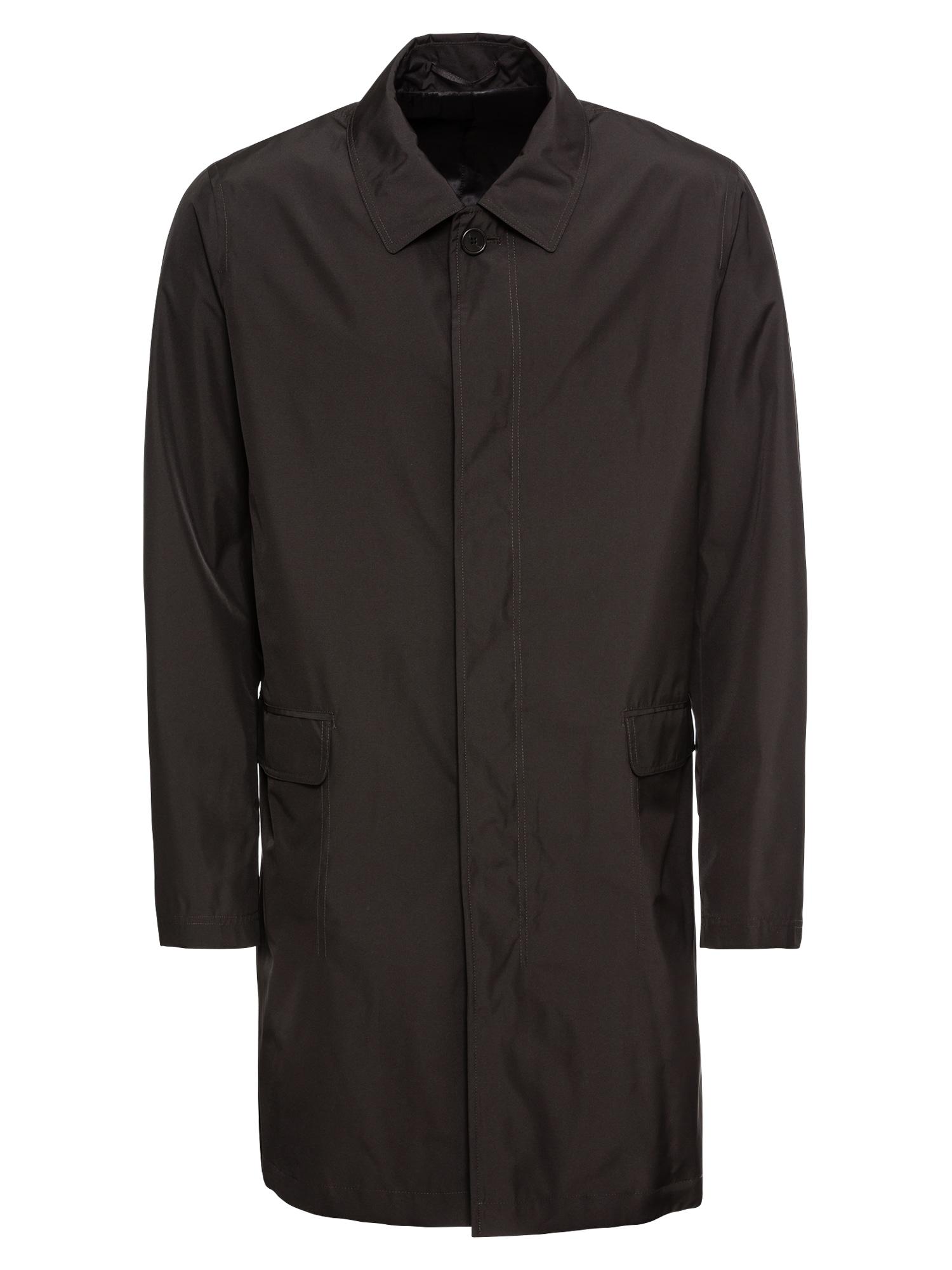 Přechodný kabát Calton černá Tiger Of Sweden