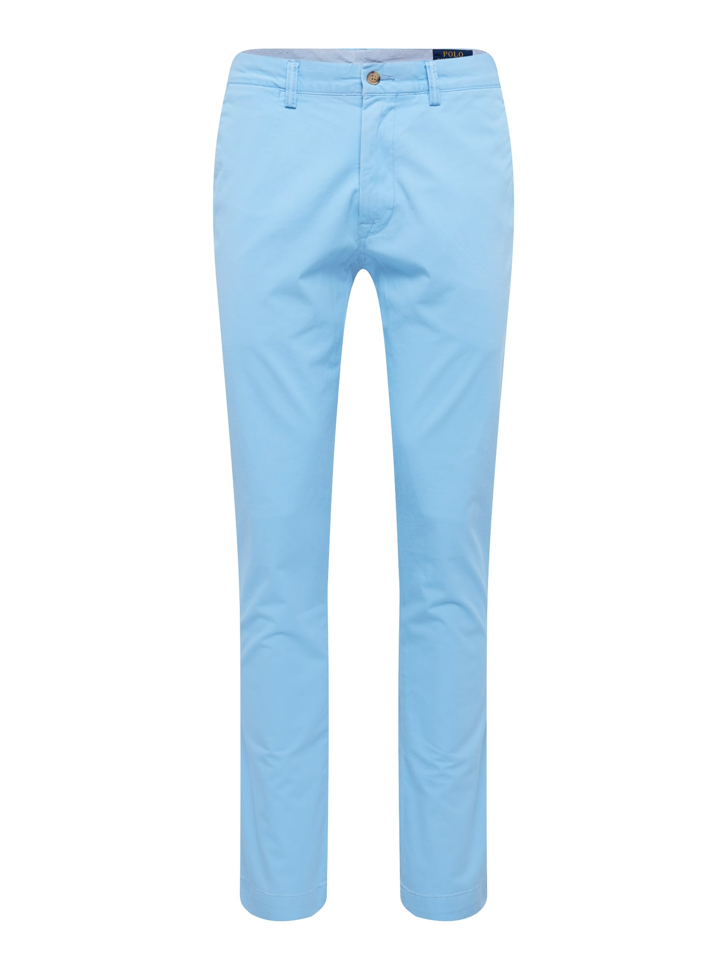 Chino kalhoty BEDFORD světlemodrá POLO RALPH LAUREN
