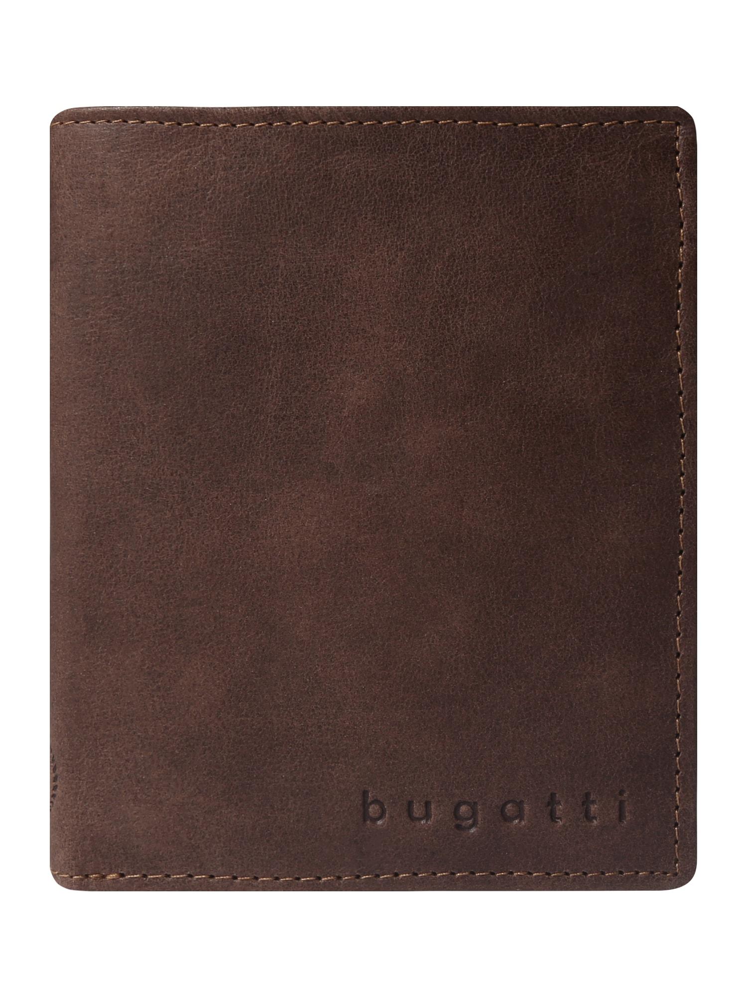 Peněženka Volo hnědá Bugatti