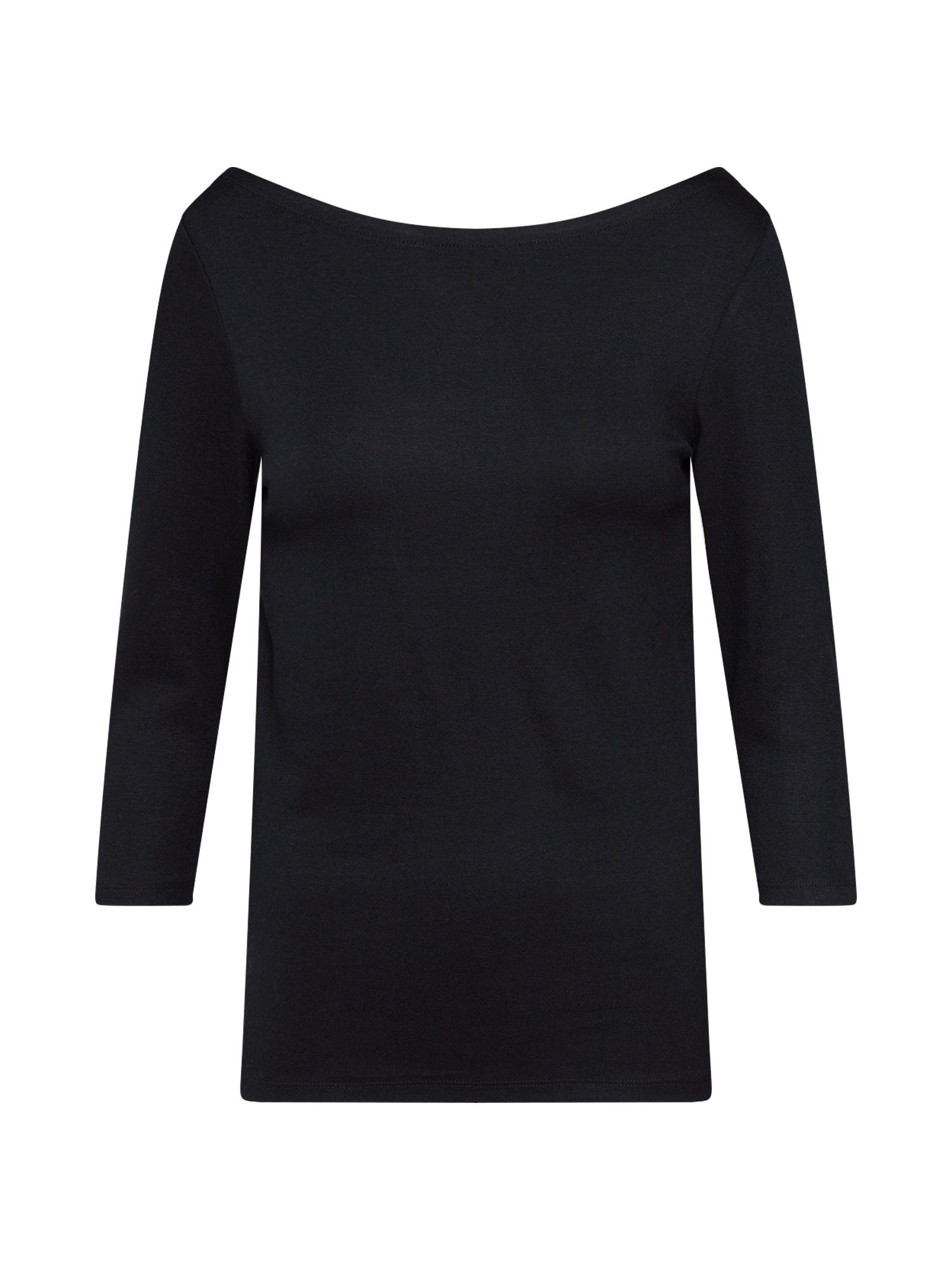 Tričko SS MOD BALLET BK černá GAP