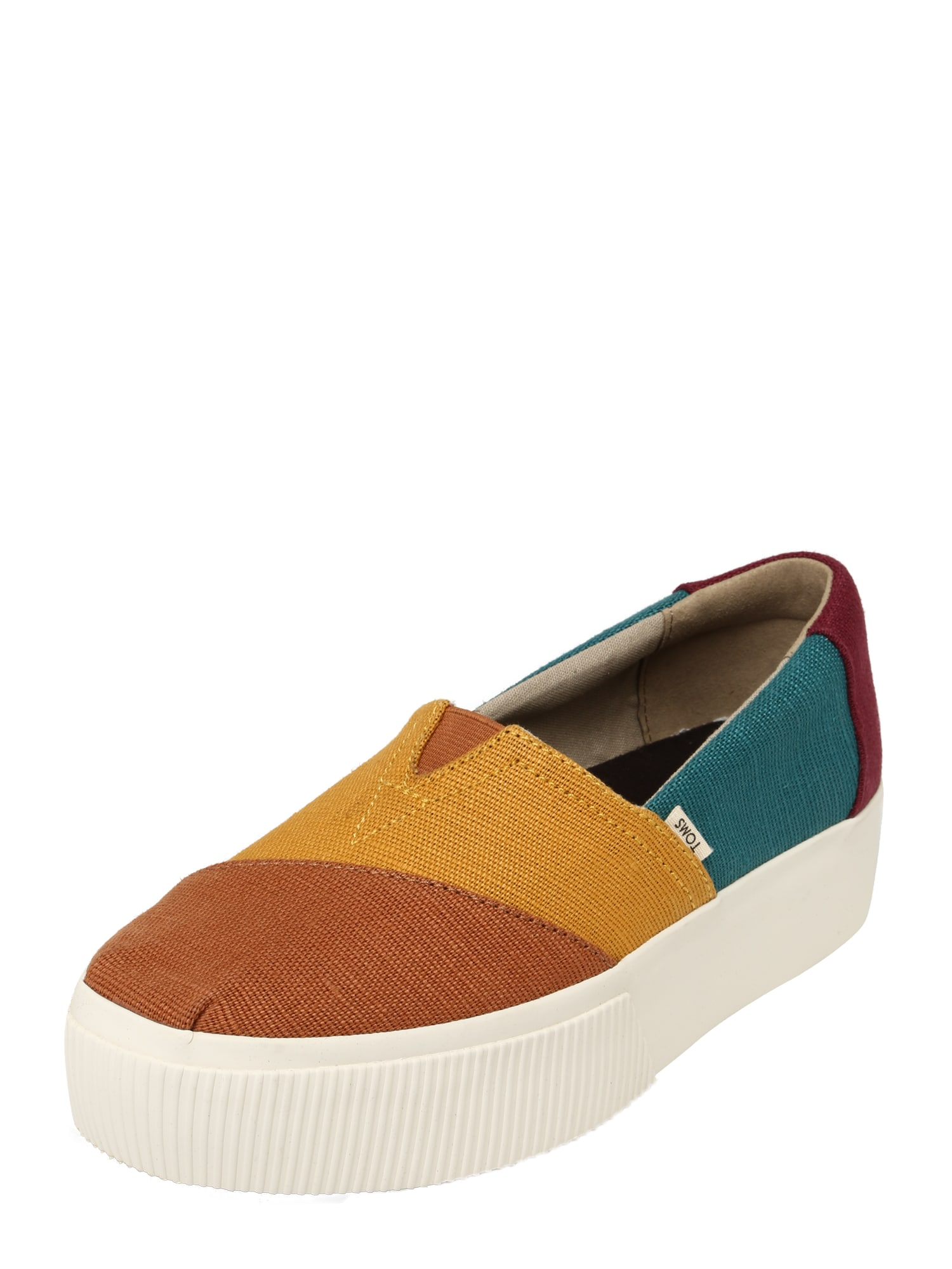 Slip on boty ALPARGATA BOARDWALK mix barev TOMS