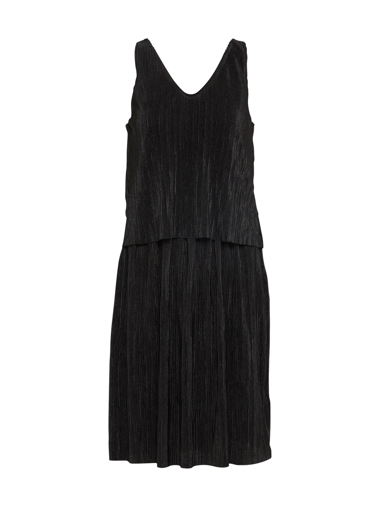 Koktejlové šaty Abbelin černá Blend She