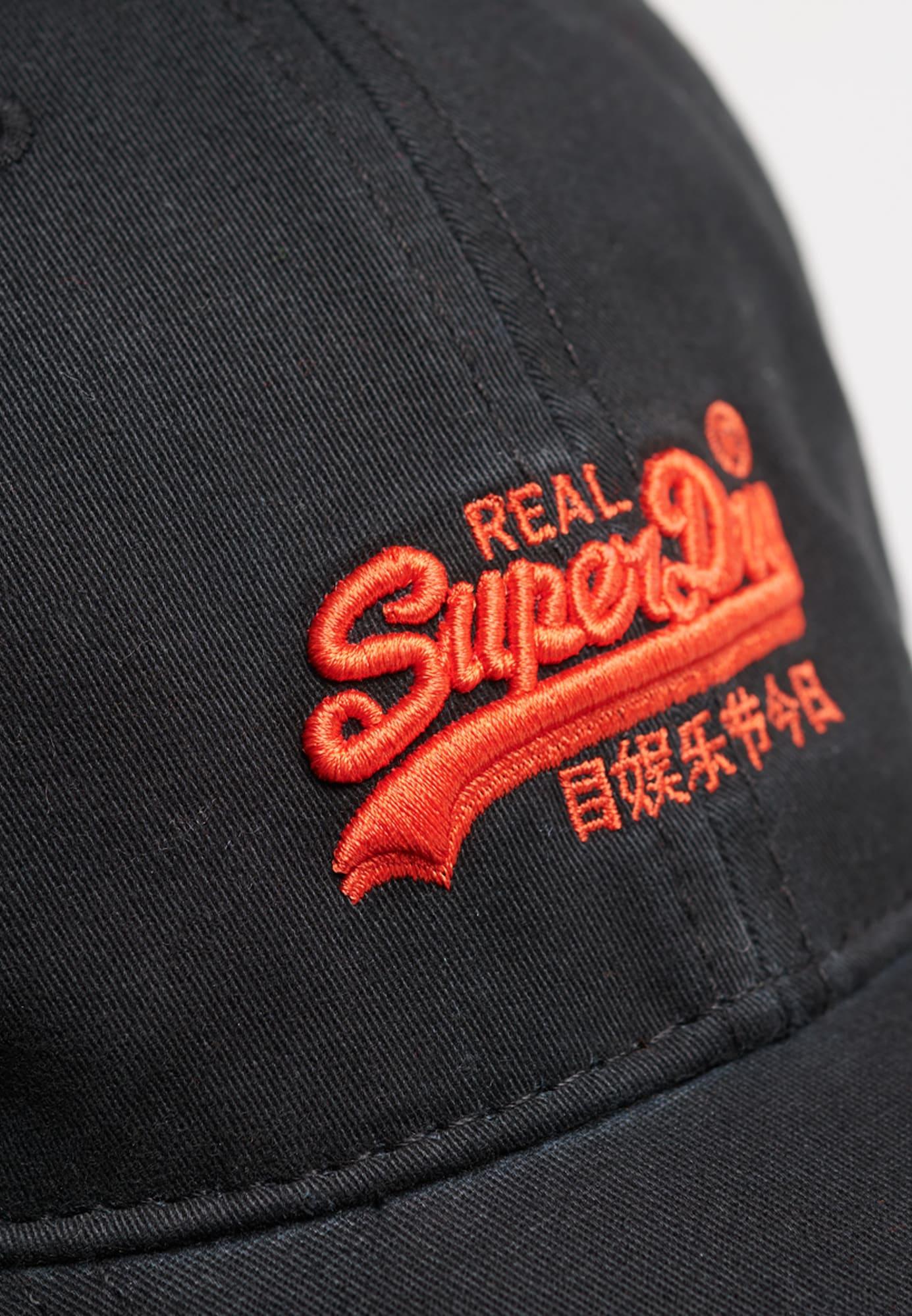 superdry -  Orange Label Mütze