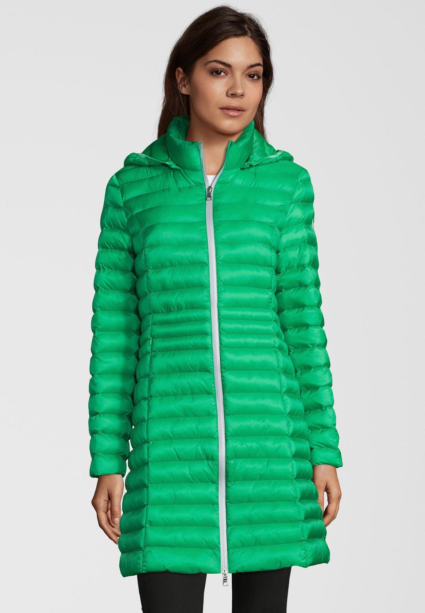 No. 1 Como Prechodný kabát 'OSLO'  zelená